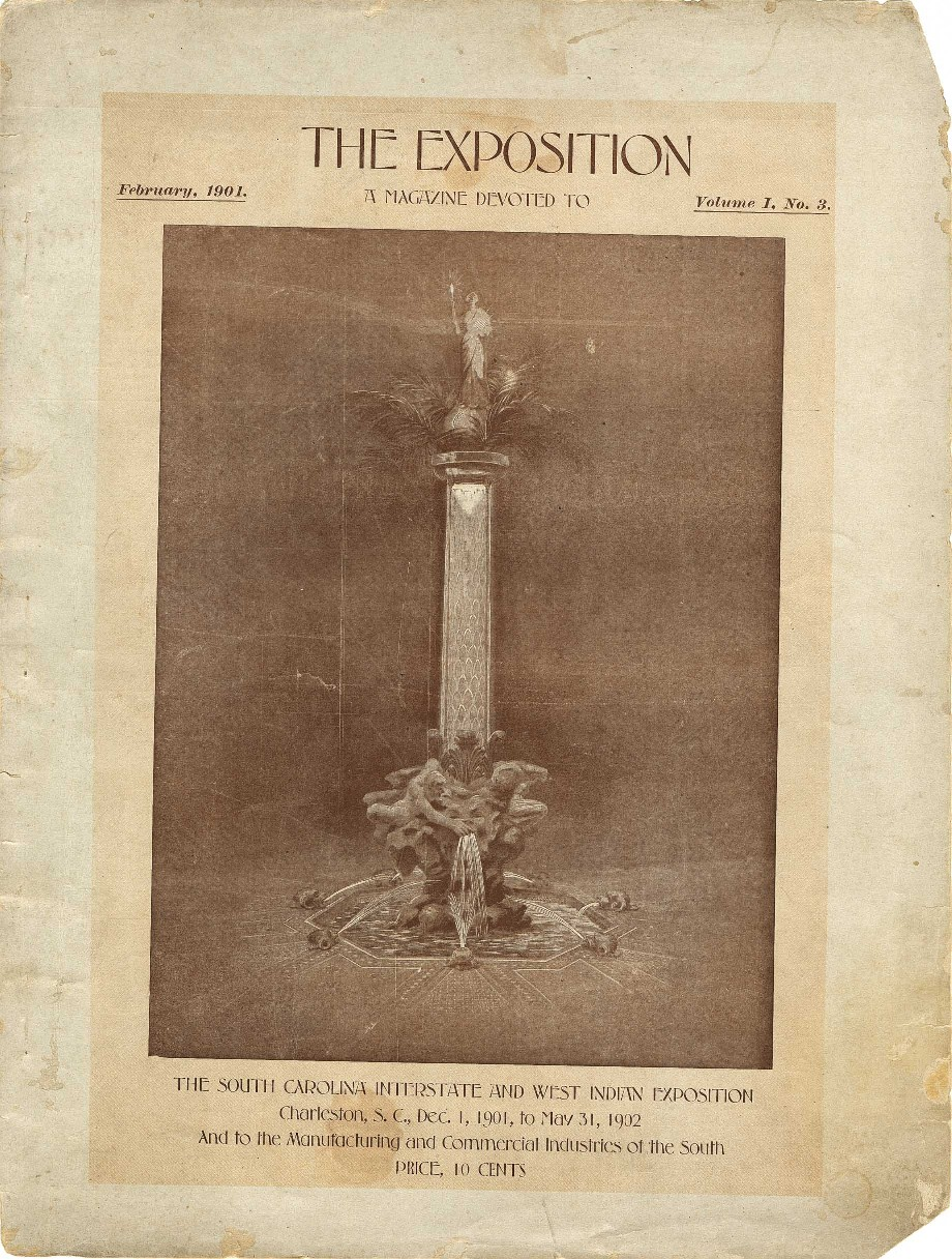 The Exposition, Vol 1, no. 3; Feb 1901