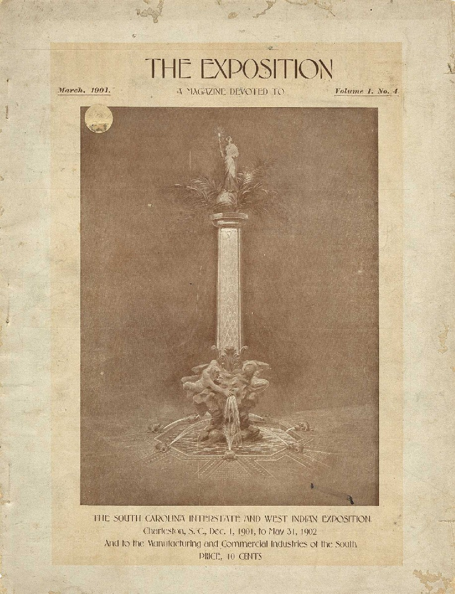 The Exposition, Vol 1, no. 4; Mar 1901