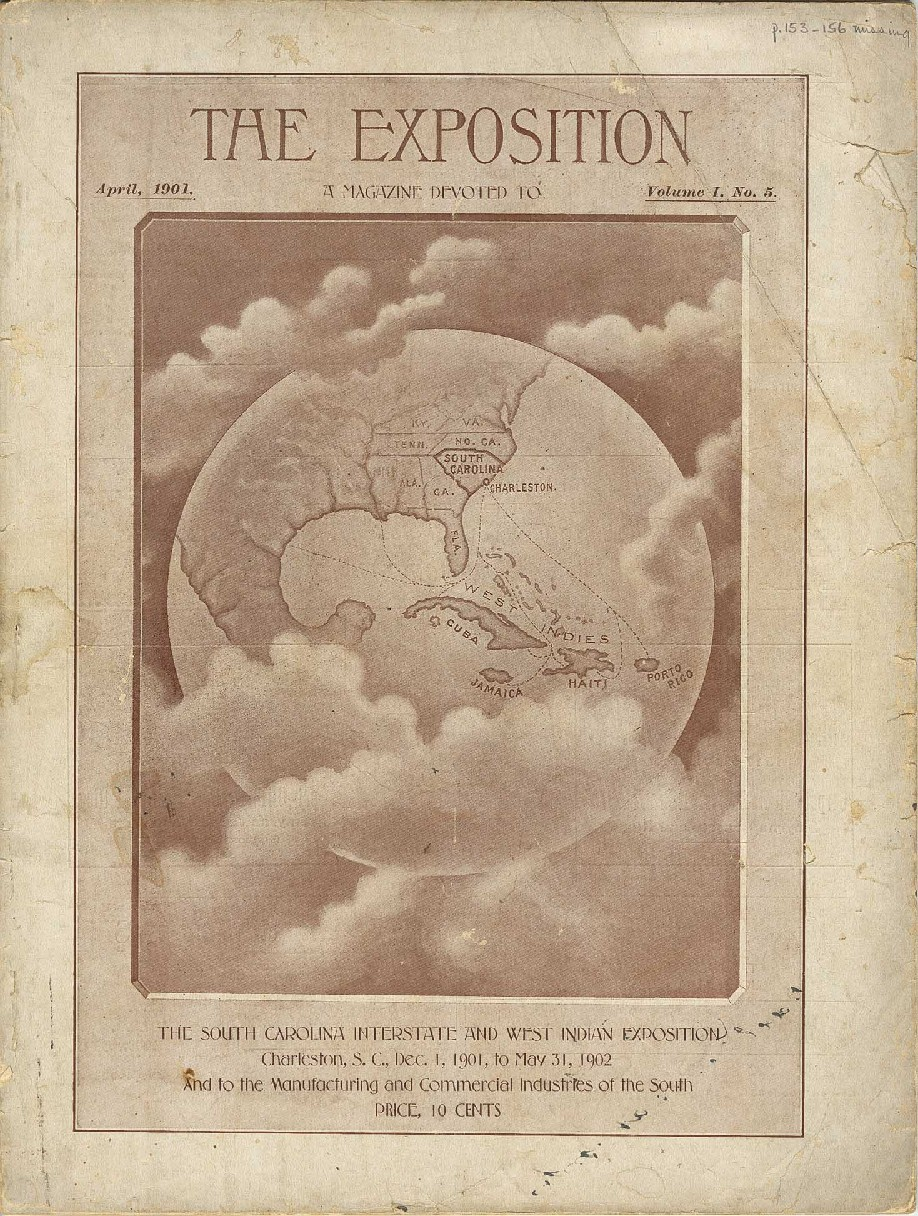 The Exposition, Vol 1, no. 5; Apr 1901
