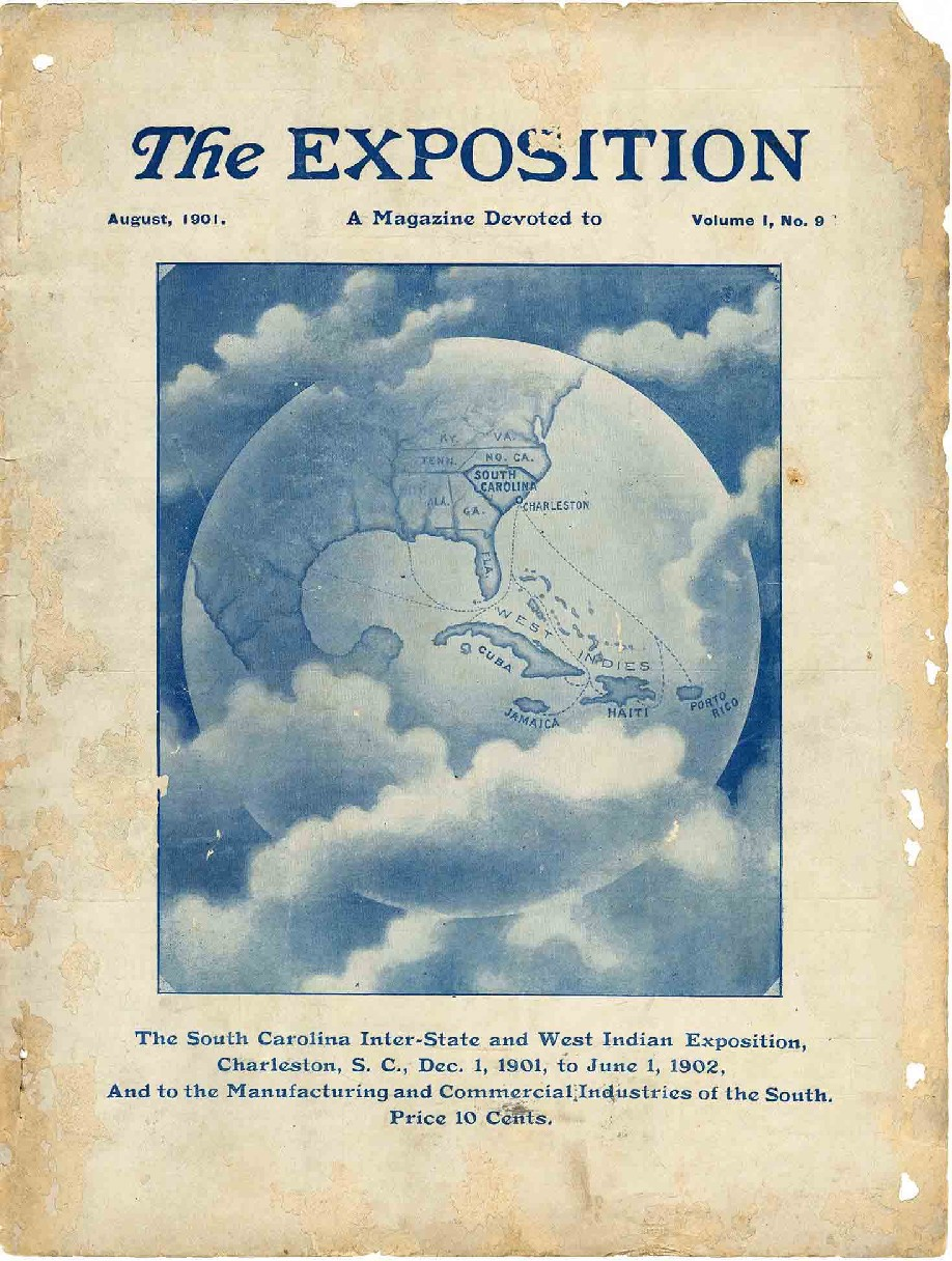 The Exposition, Vol 1, no. 9; Aug 1901