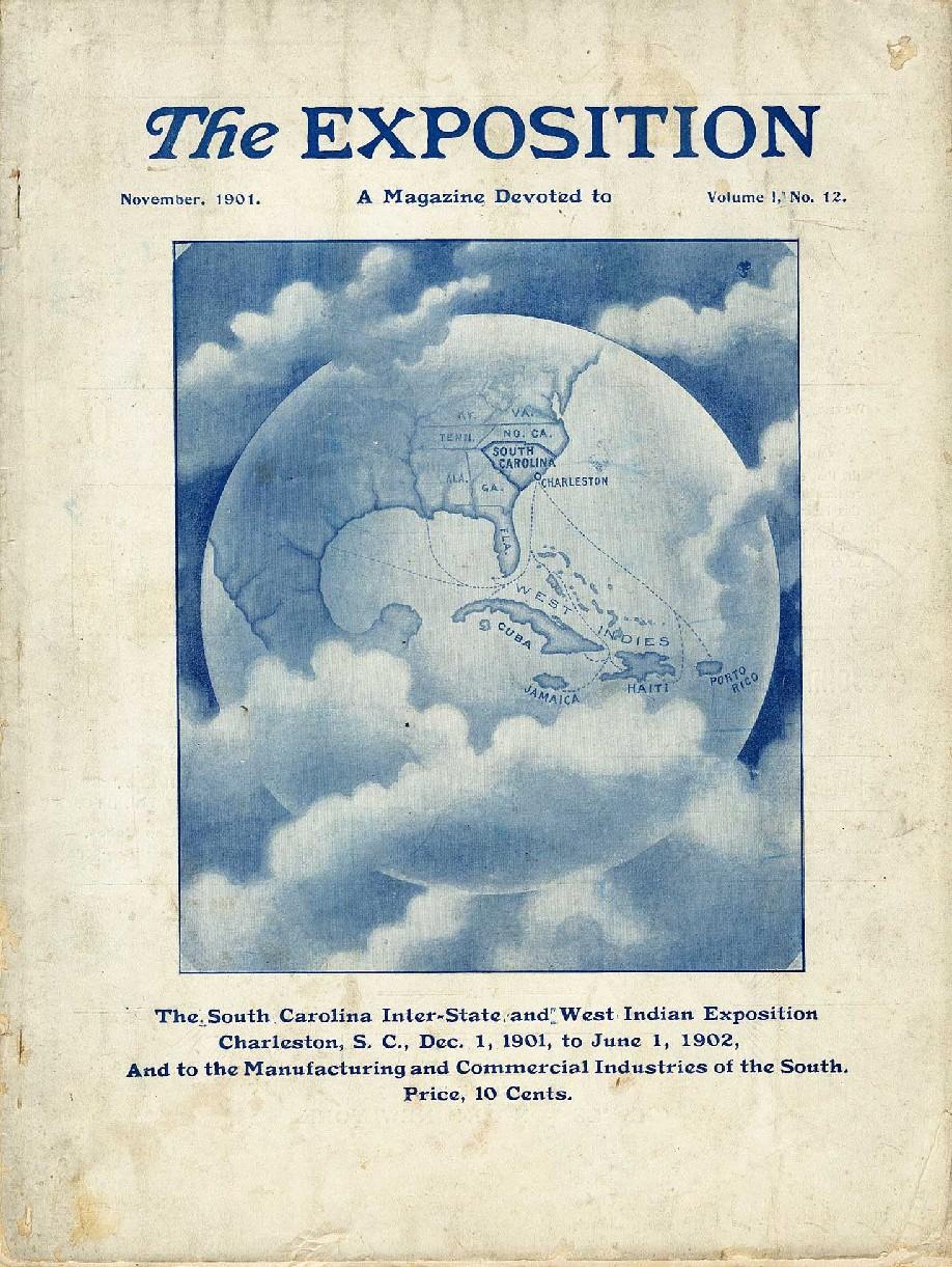 The Exposition, Vol 1, no. 12; Nov 1901
