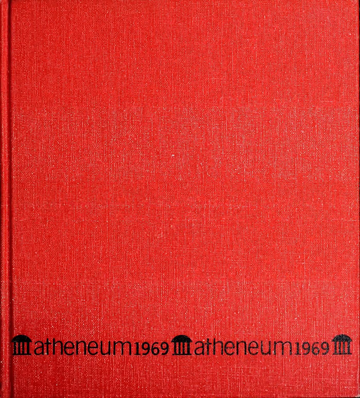 Atheneum, 1969