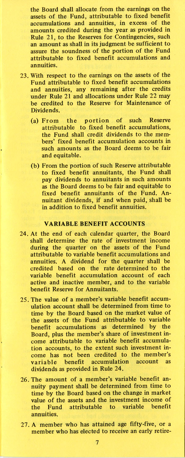 The Pension Boards. United Church of Christ, Page 7