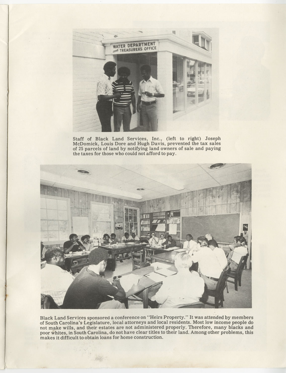 Penn Community Services, Inc., October 1972, Page 16