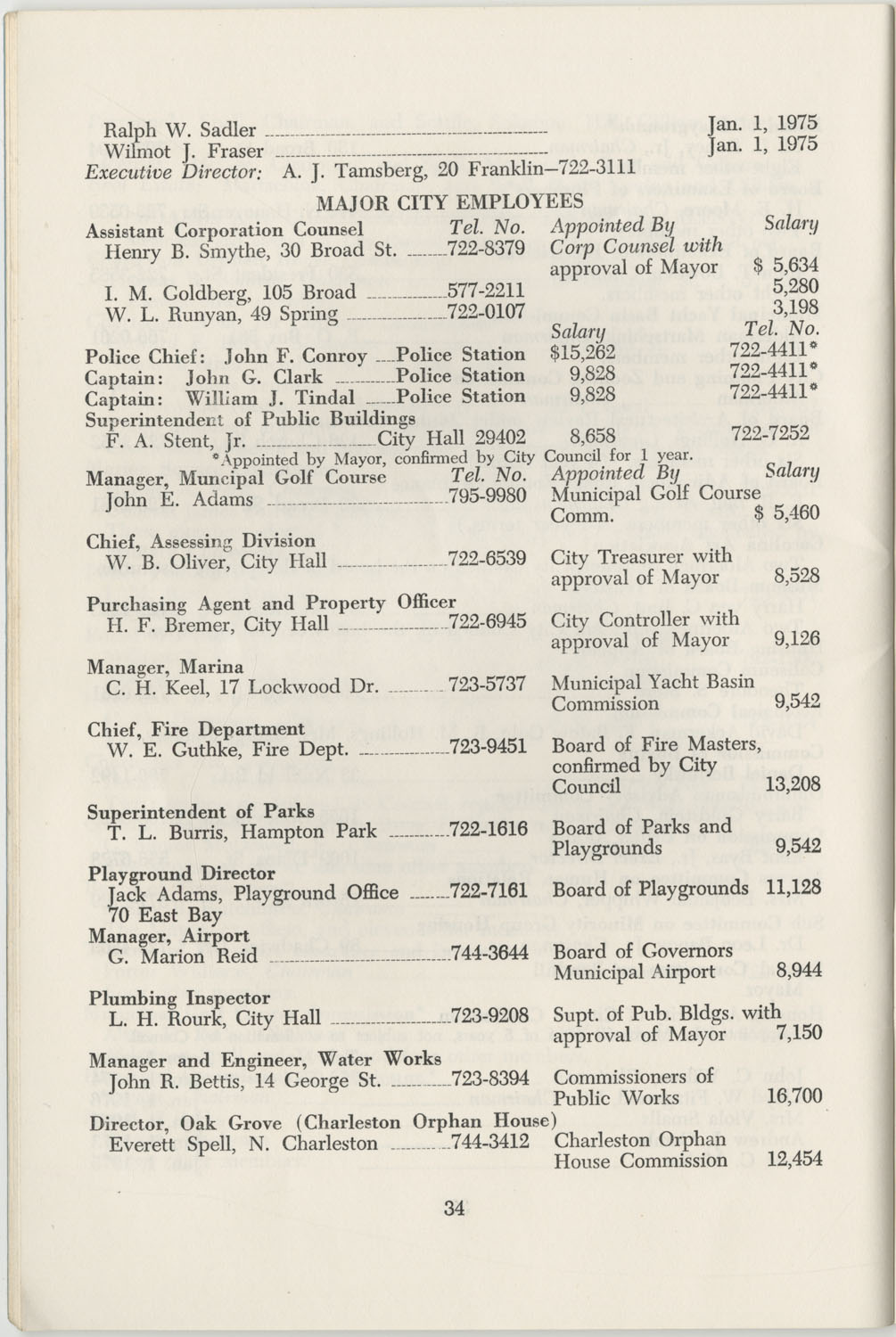 Directory of Public Officials, 1972-1973, Page 34