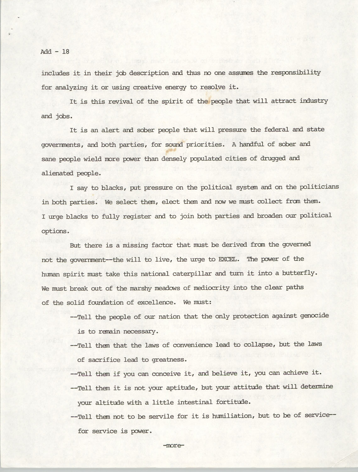 Speech Before the Republican National Committee, Page 18