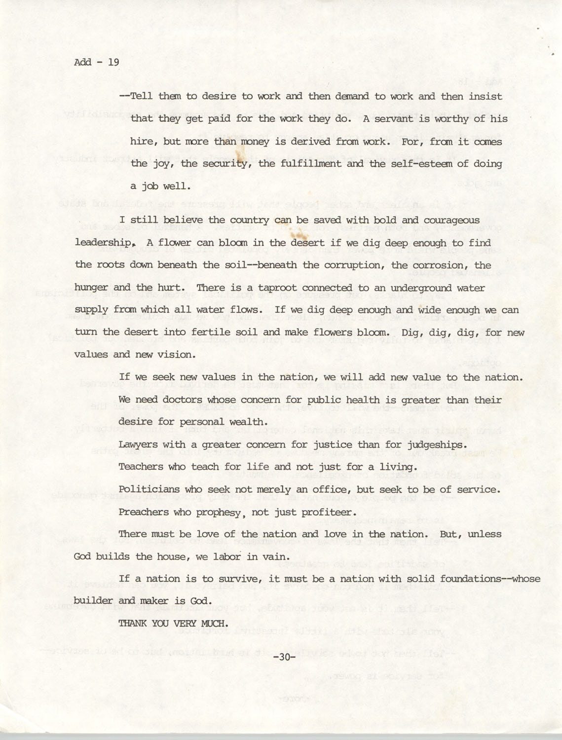 Speech Before the Republican National Committee, Page 19