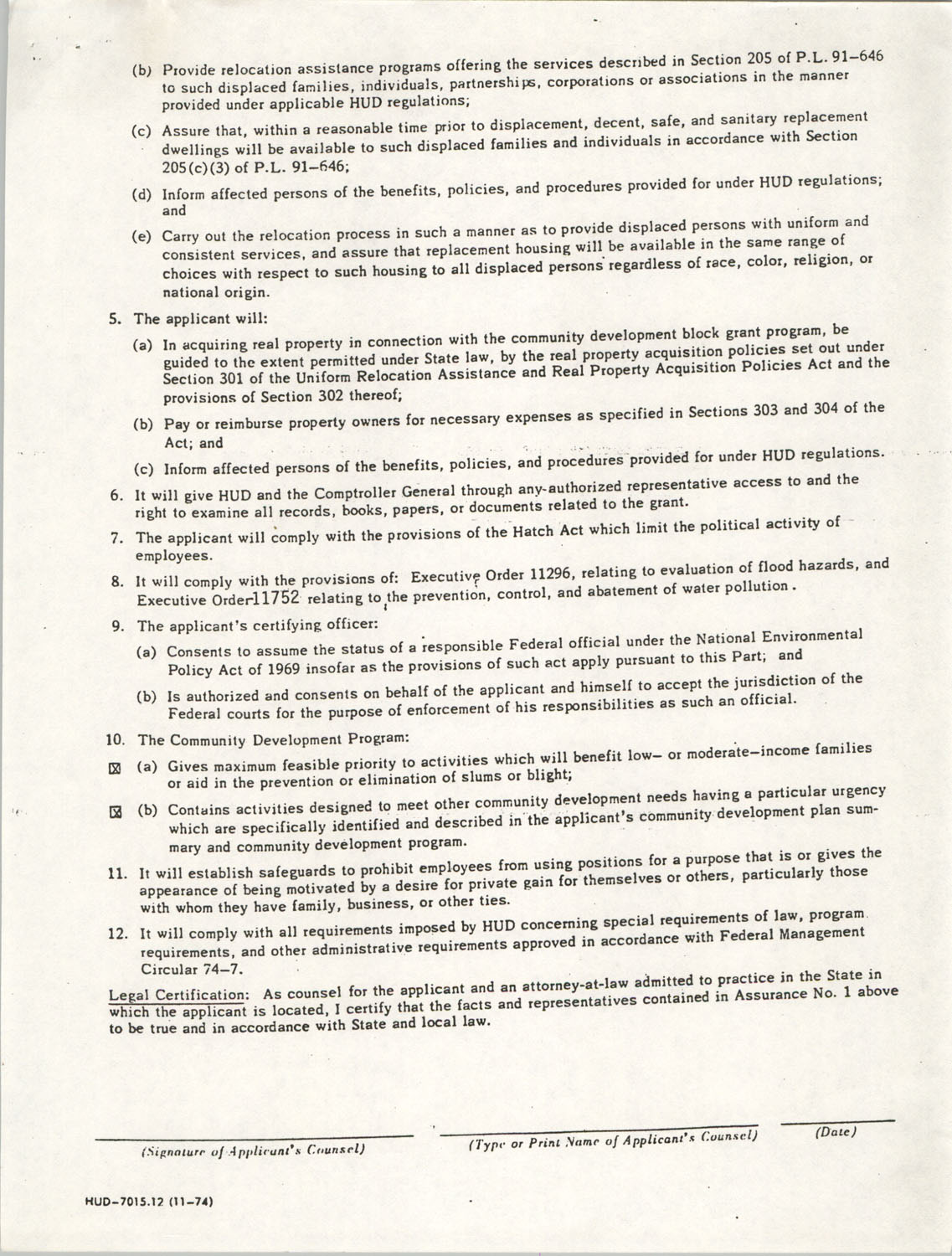 Community Development Act Columbia, South Carolina Materials, South Carolina,  Page 28