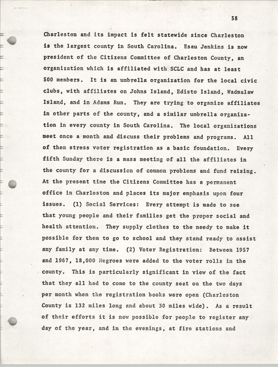 Citizen Participation. Democracy and Social Change, December 1, 1969, Page 58