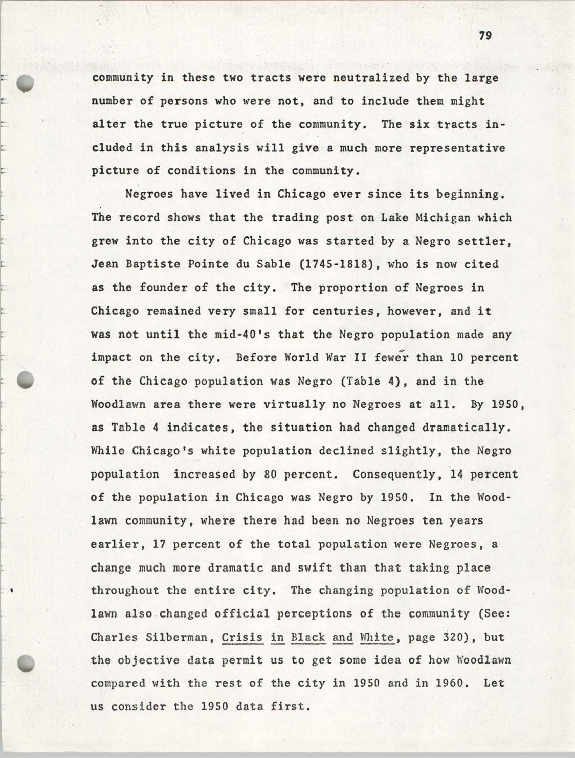 Citizen Participation. Democracy and Social Change, December 1, 1969, Page 79