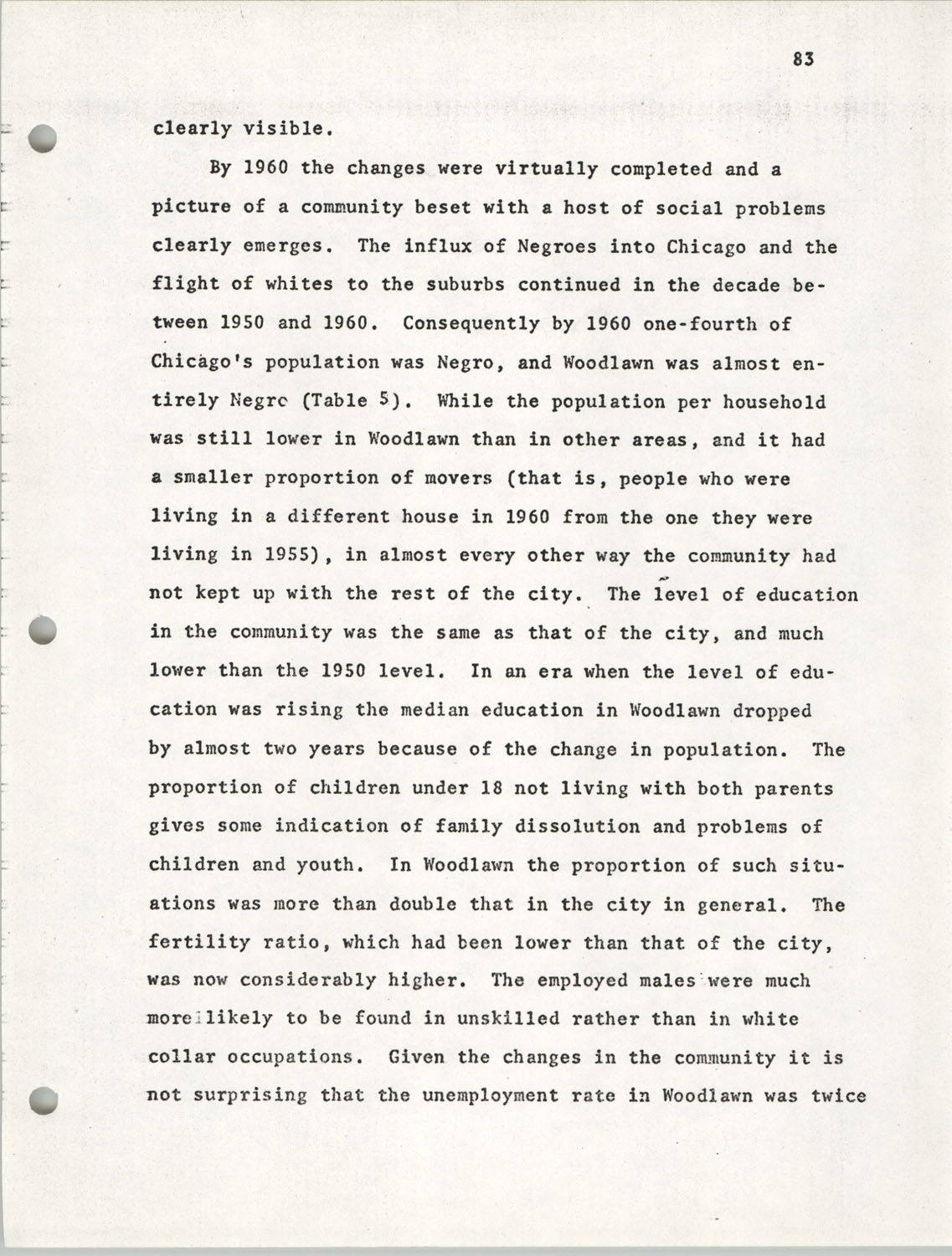 Citizen Participation. Democracy and Social Change, December 1, 1969, Page 83