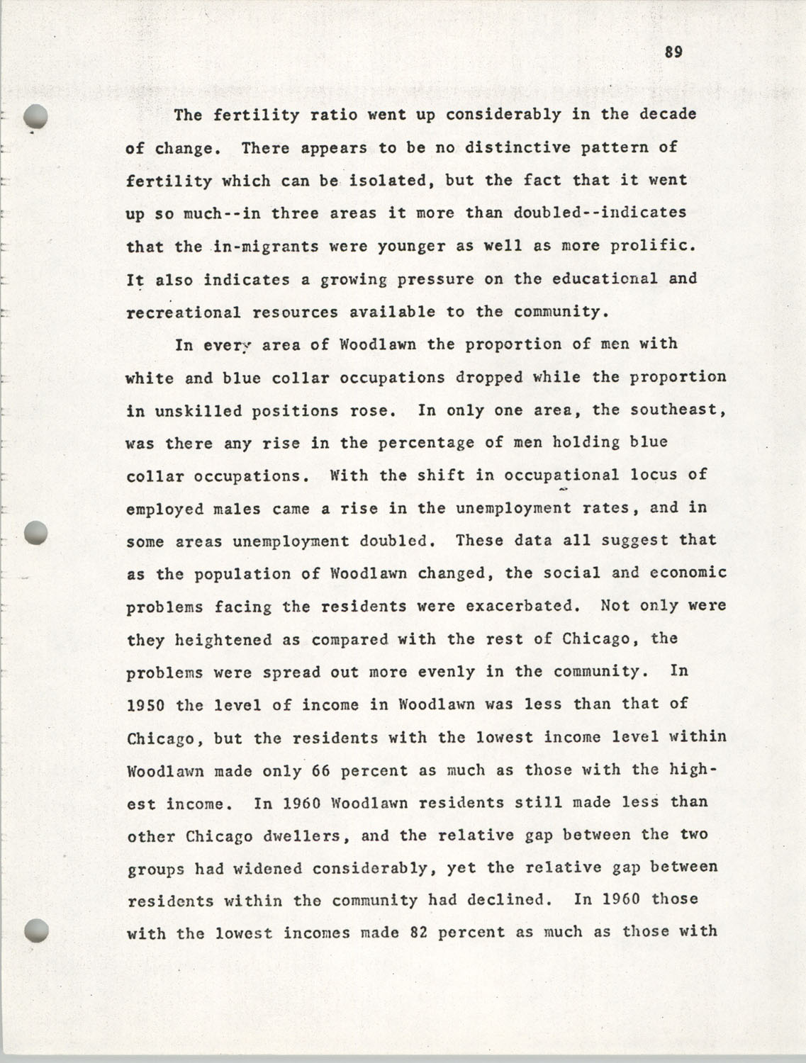 Citizen Participation. Democracy and Social Change, December 1, 1969, Page 89