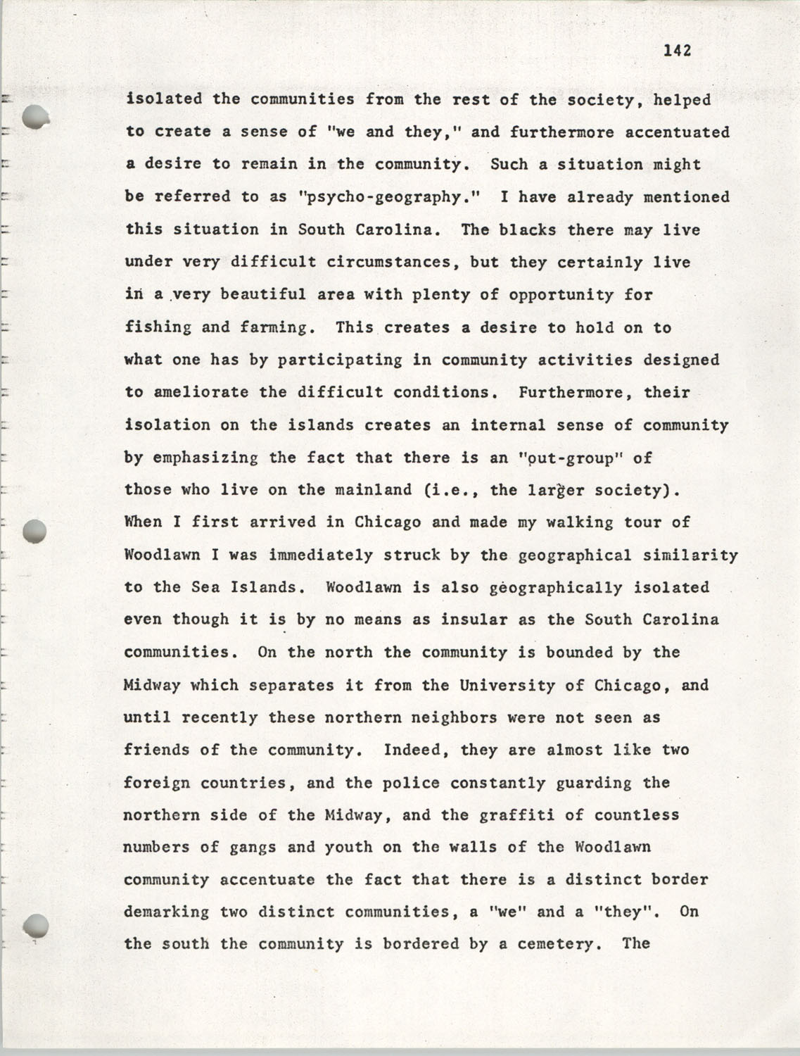 Citizen Participation. Democracy and Social Change, December 1, 1969, Page 142