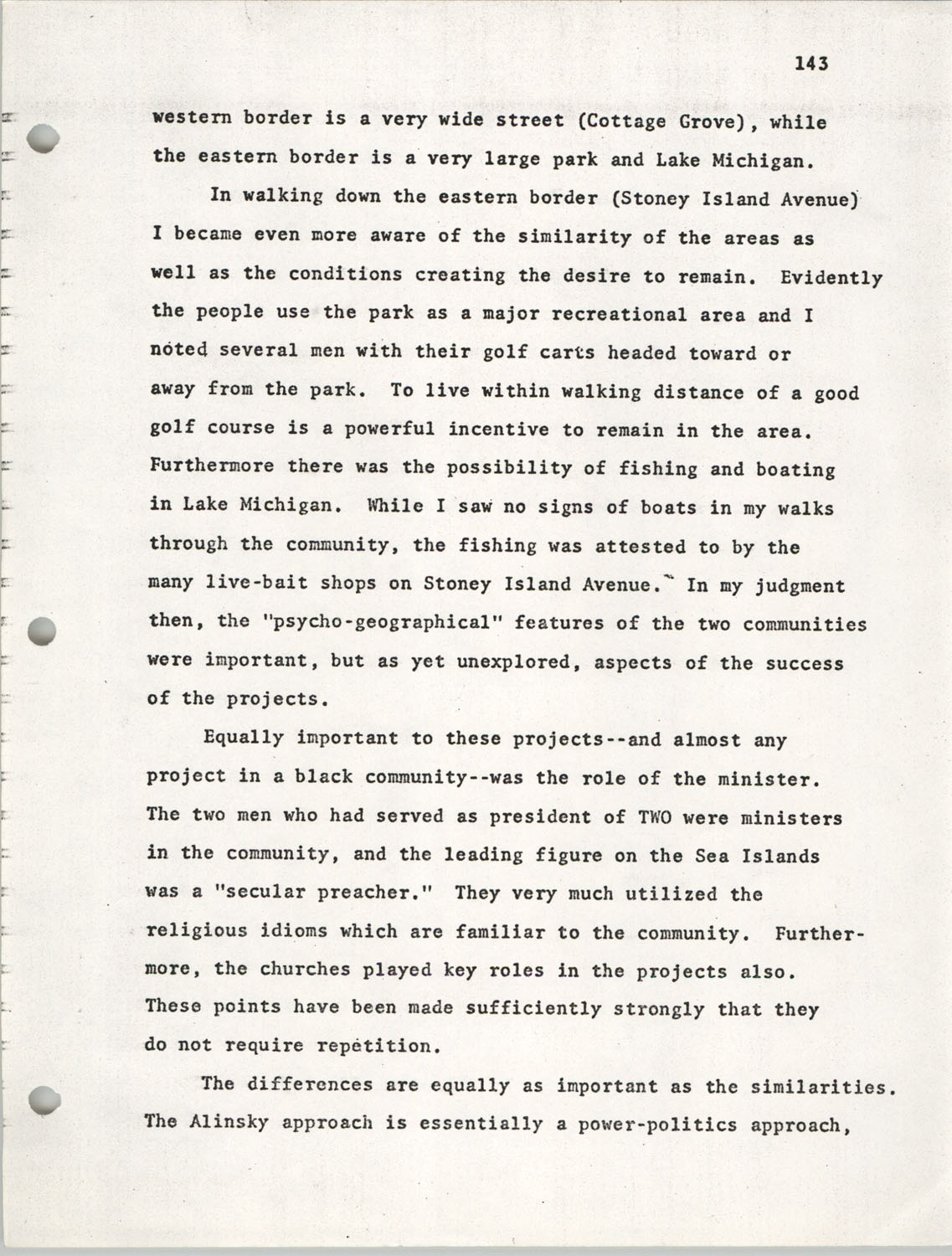 Citizen Participation. Democracy and Social Change, December 1, 1969, Page 143