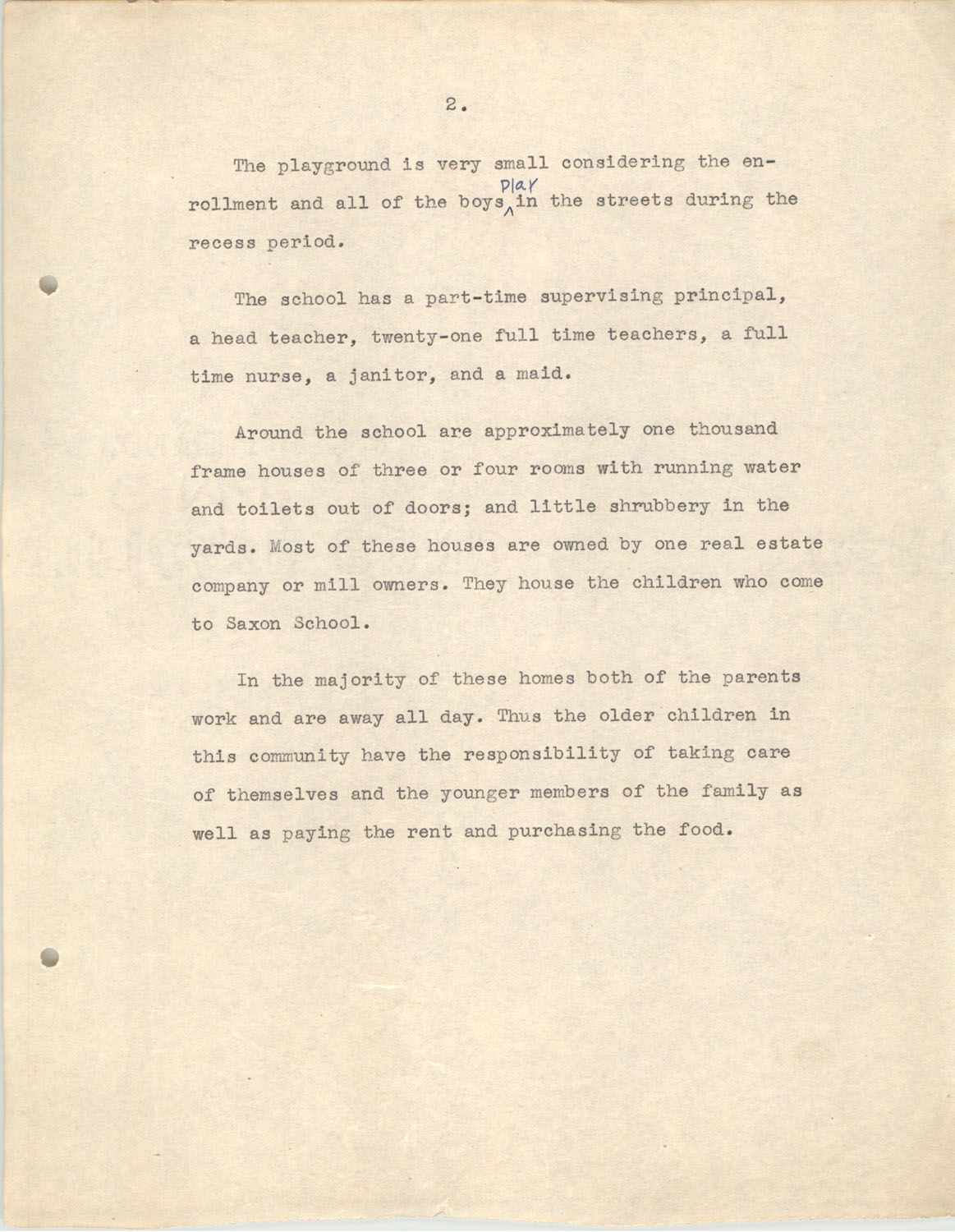 The Testing Program, 1945, Page 2