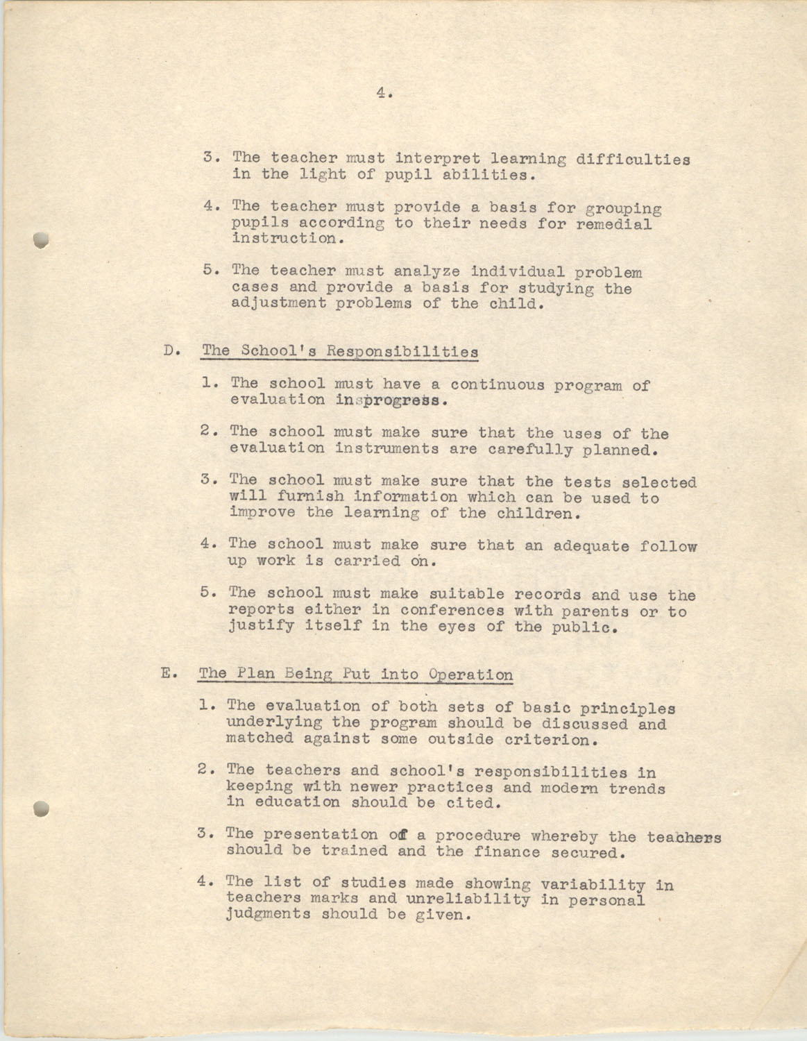 The Testing Program, 1945, Page 4
