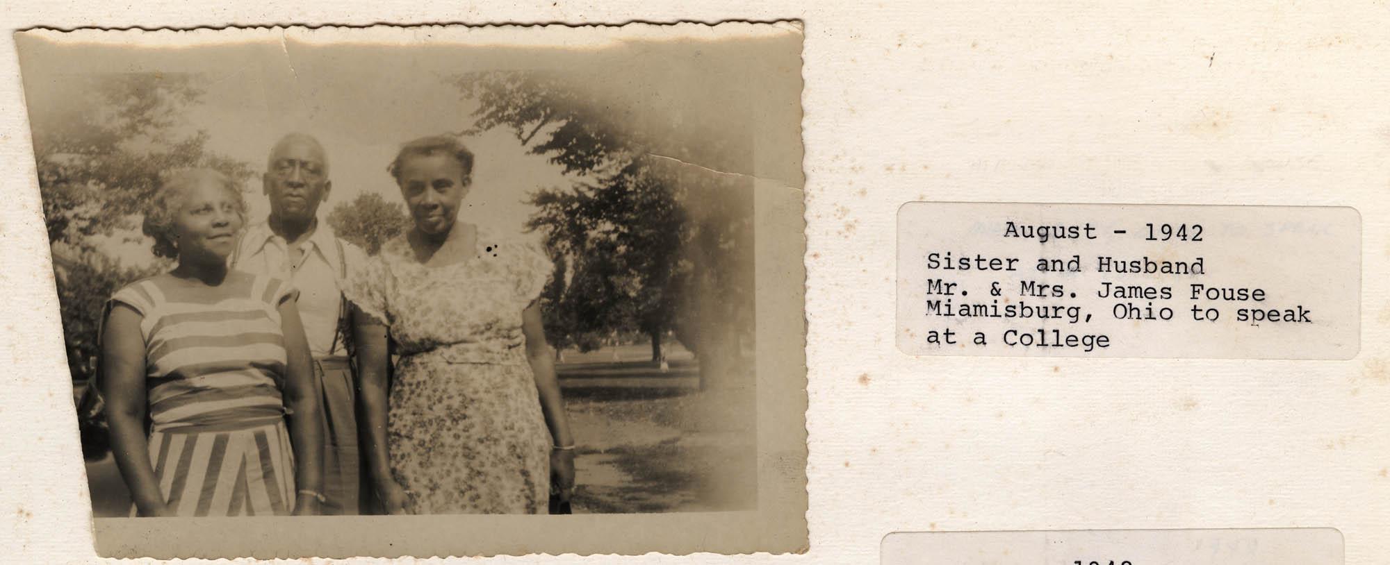 Septima P. Clark Scrapbook, Page 6