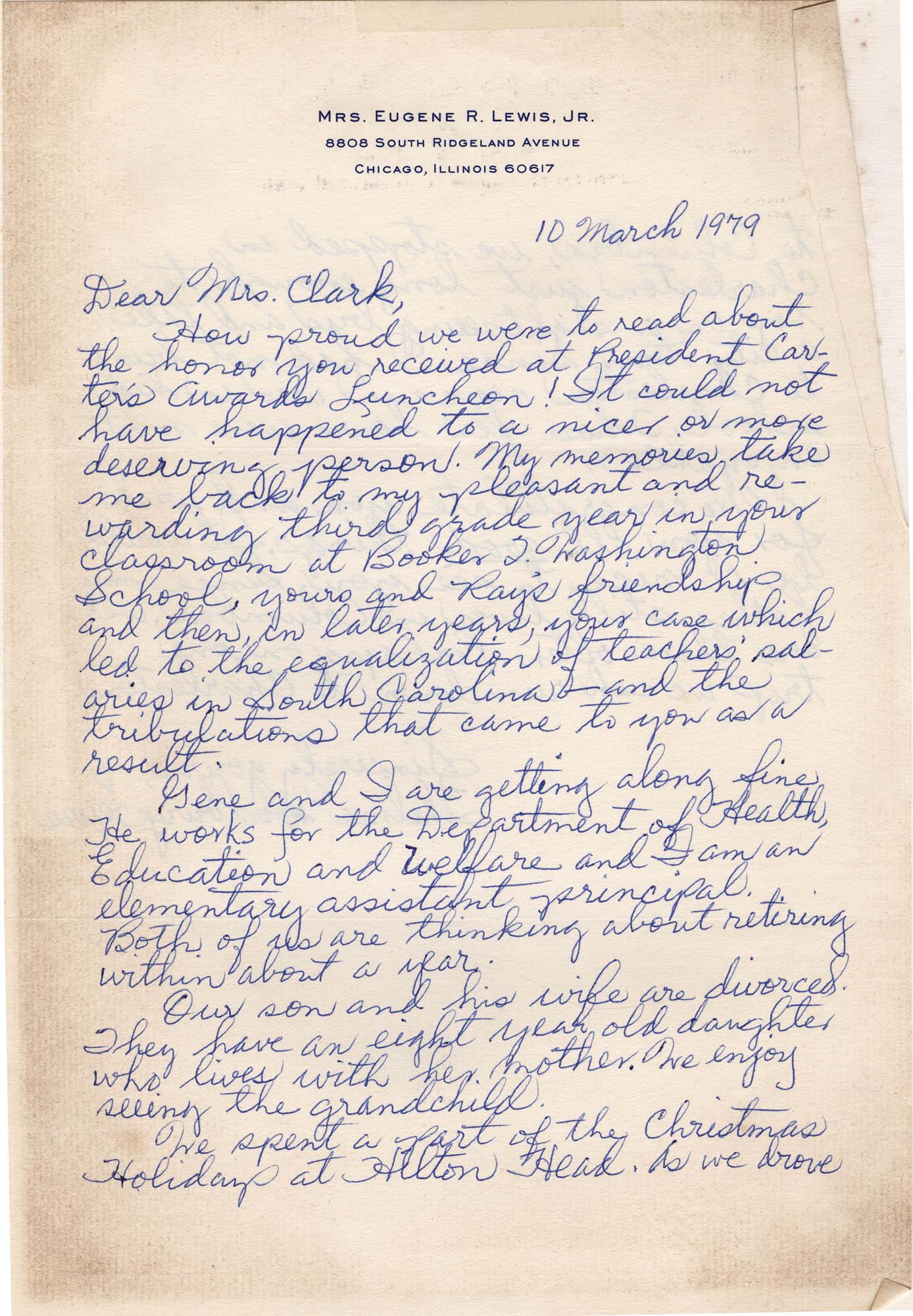 Septima P. Clark Scrapbook, Page 65