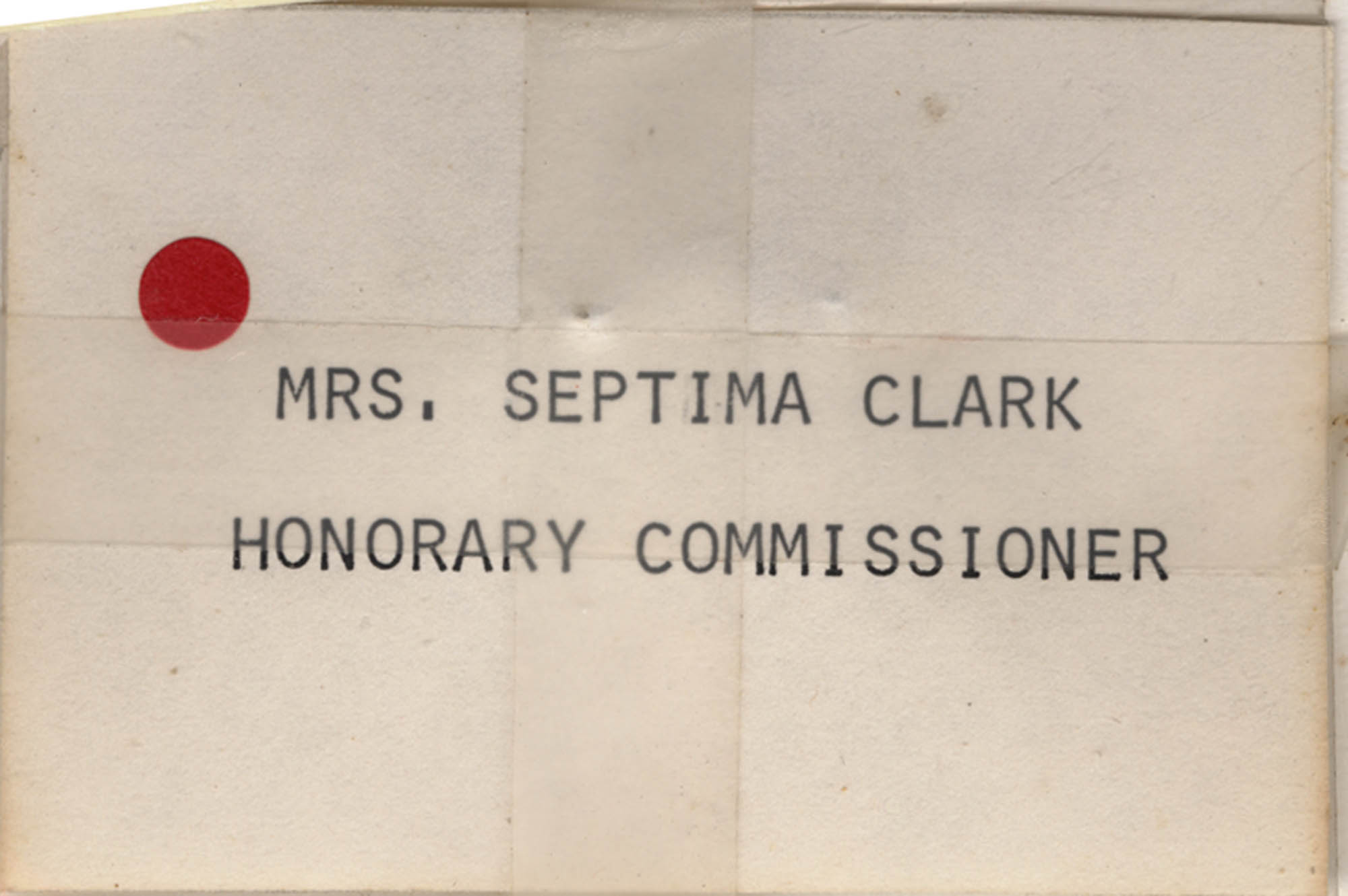 Septima P. Clark Scrapbook, Page 155