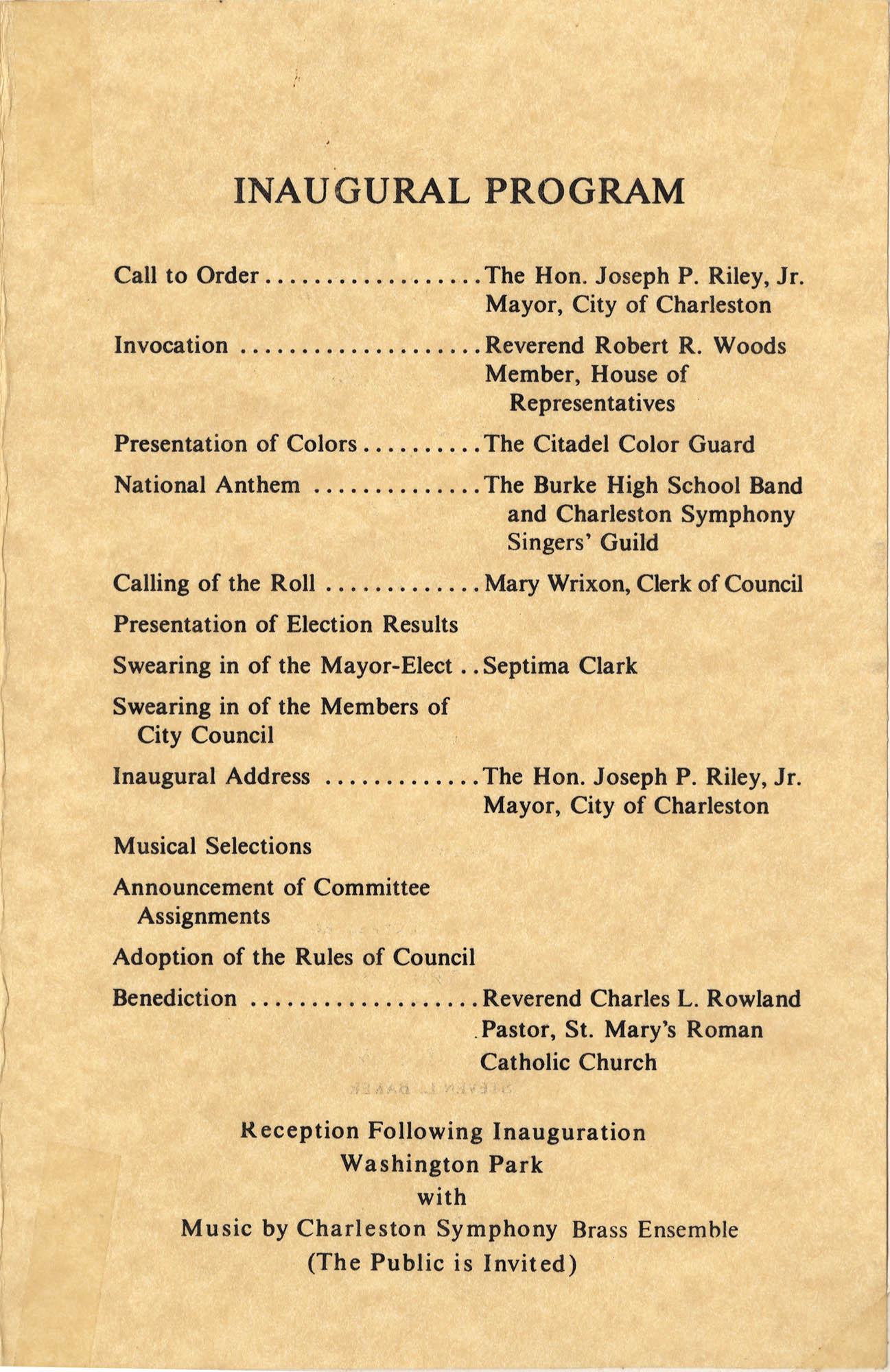 Septima P. Clark Scrapbook, Page 164
