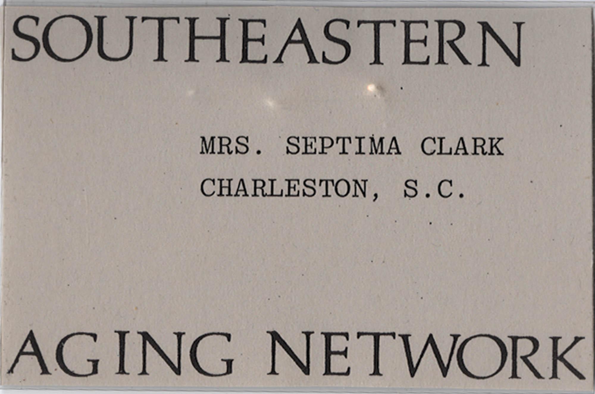Septima P. Clark Scrapbook, Page 166