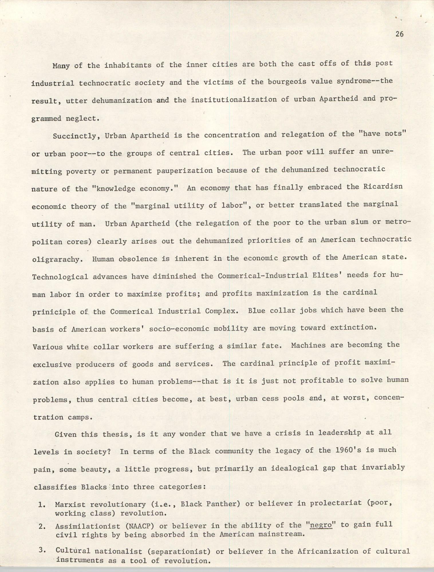SHARE, Volume I, Number 8, April 1973, Page 26
