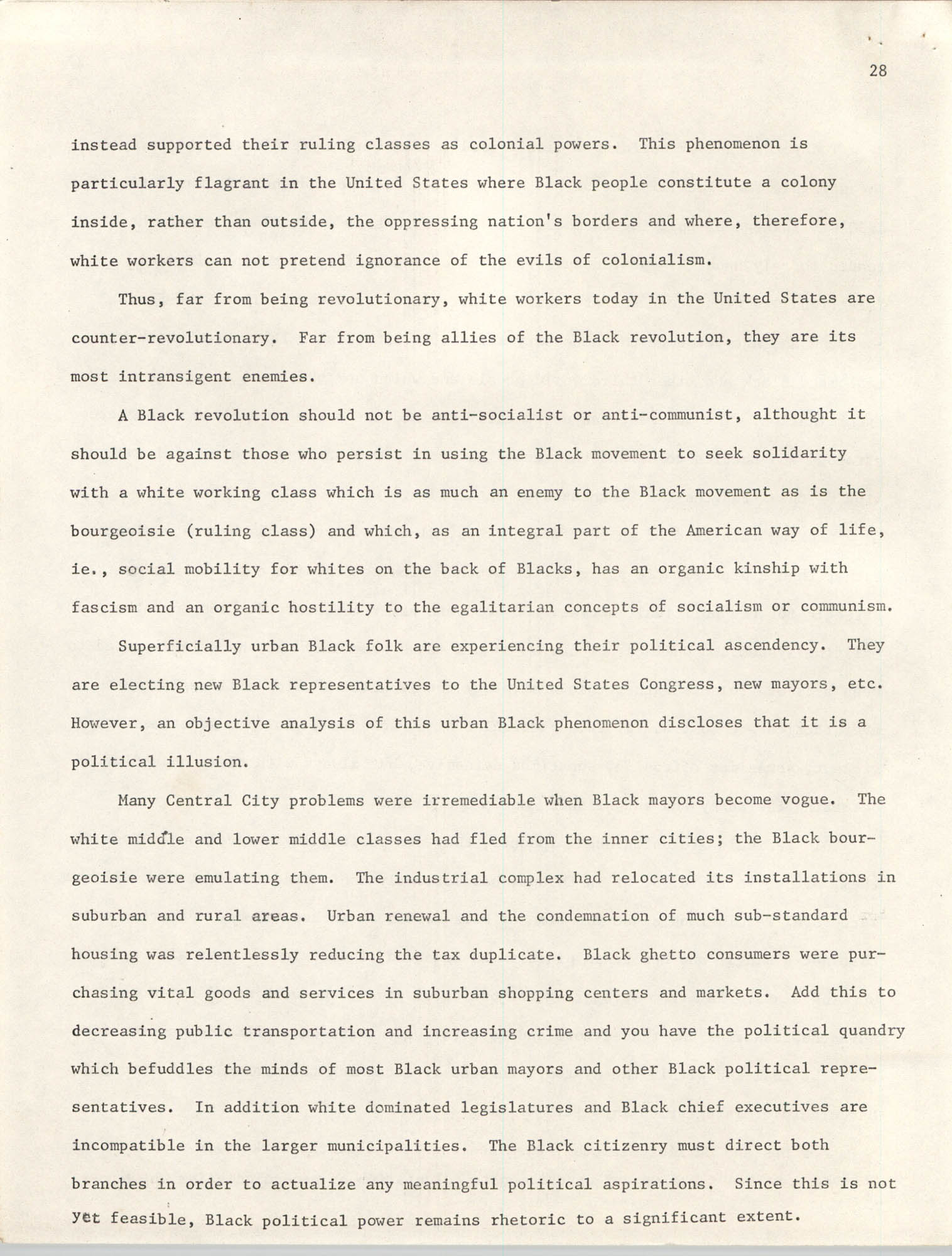 SHARE, Volume I, Number 8, April 1973, Page 28