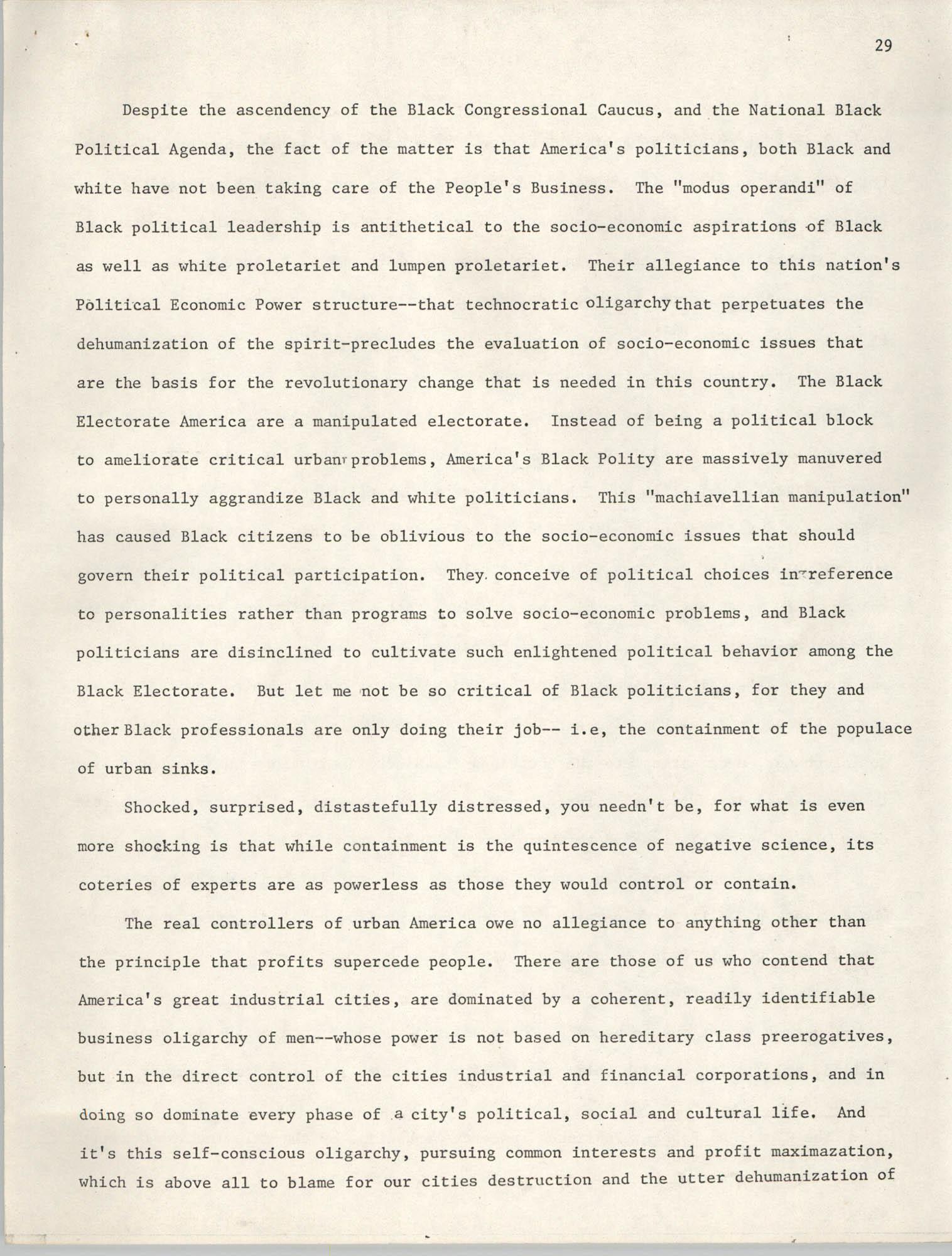SHARE, Volume I, Number 8, April 1973, Page 29