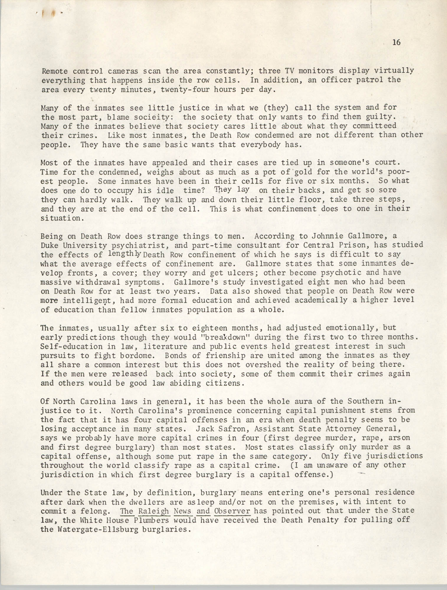 SHARE, Volume II, Number 3, March 1974, Page 16