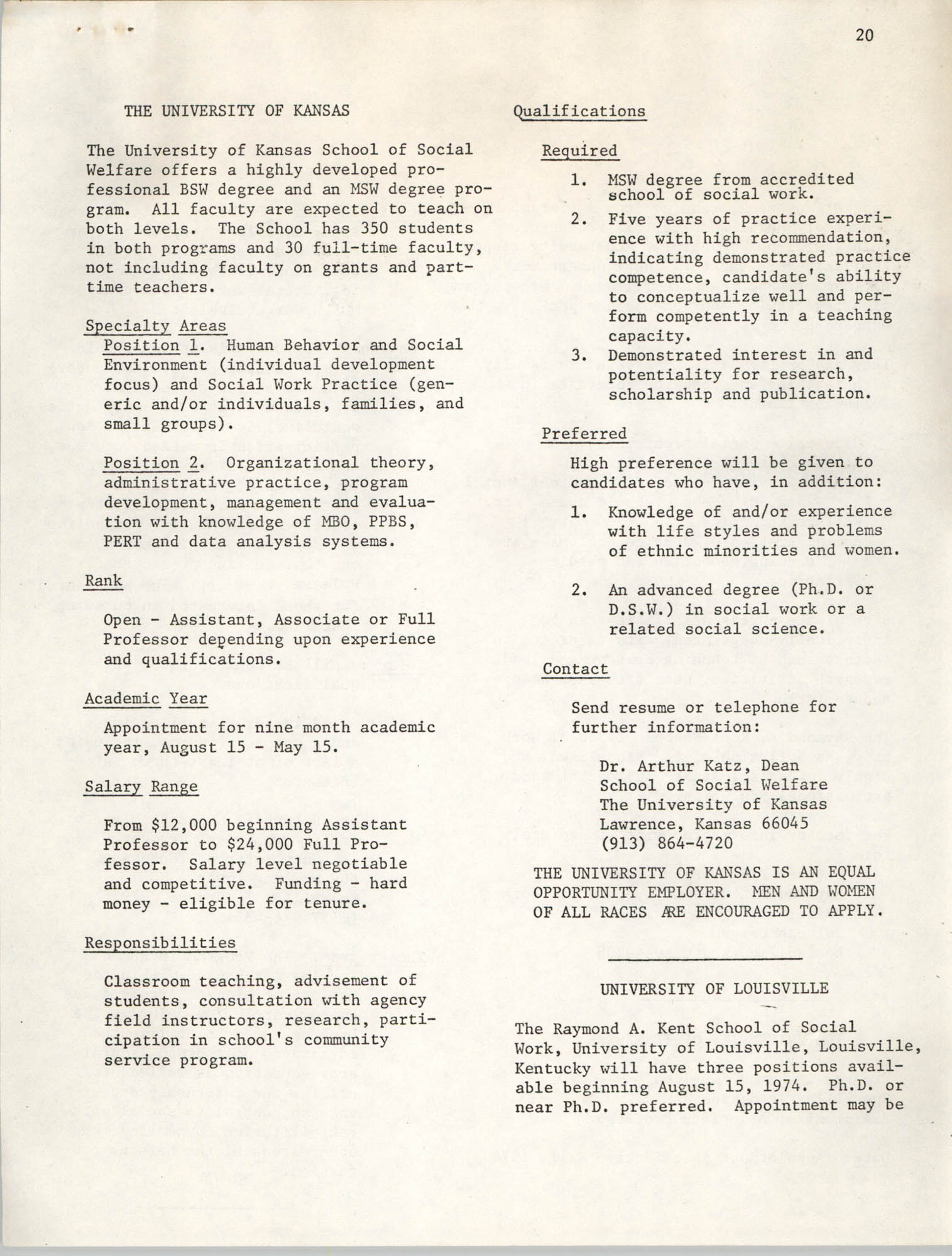 SHARE, Volume II, Number 3, March 1974, Page 20
