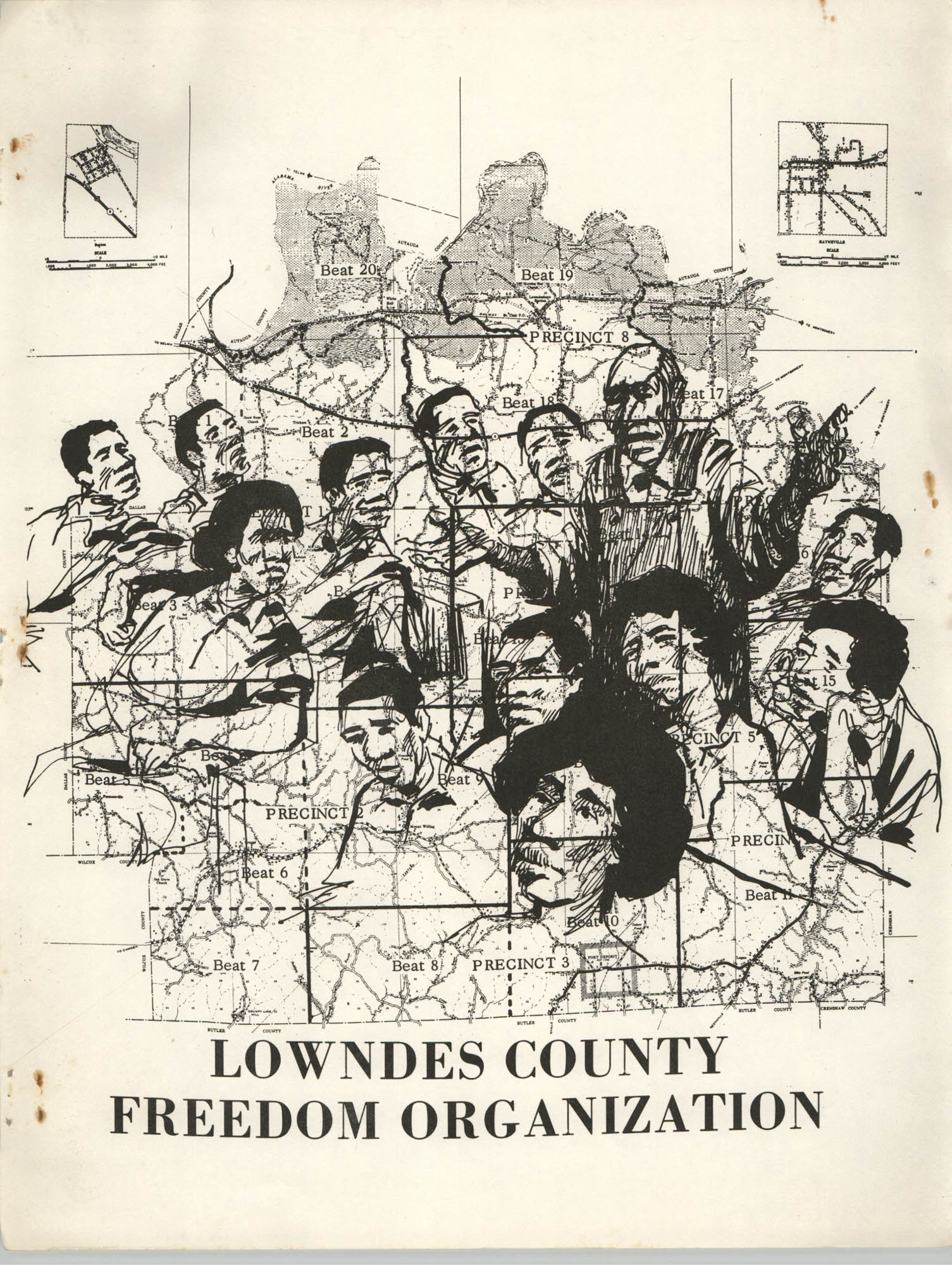 Lowndes County Freedom Organization Voting Pamphlet, Page 11