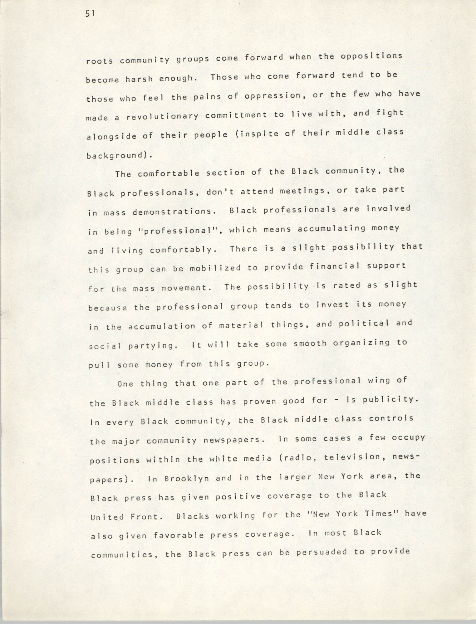 Pan-African Committee of the Black United Front, Page 51