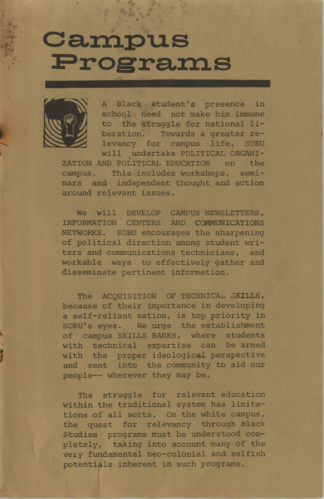 Work for African Liberation, Page 7