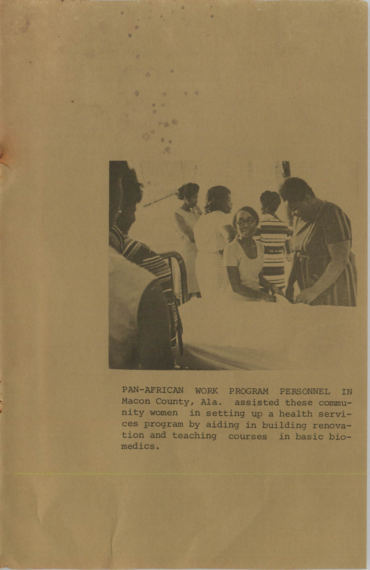 Work for African Liberation, Page 9