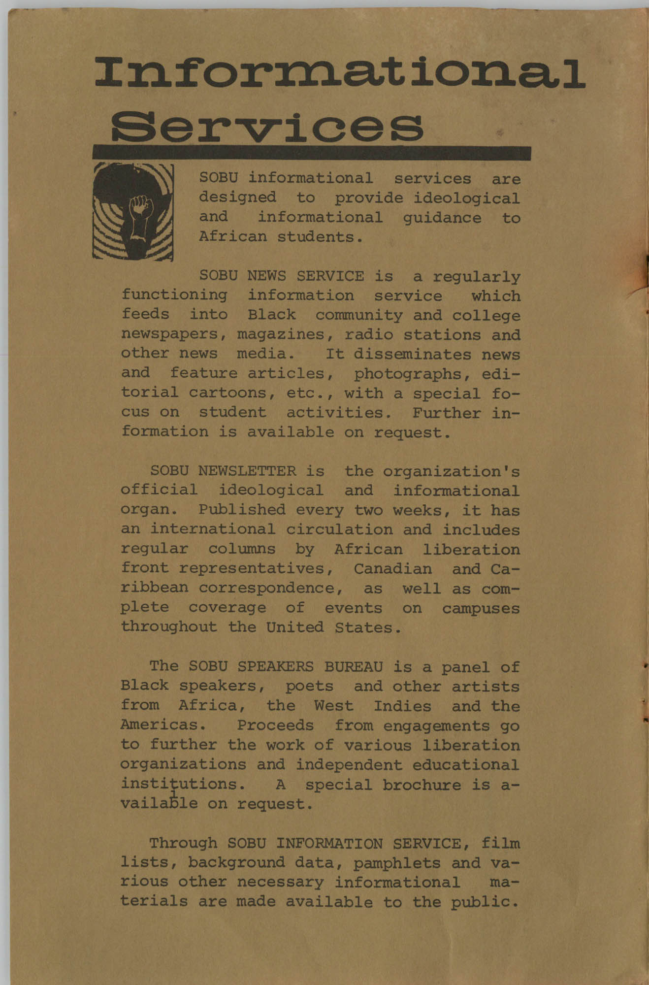 Work for African Liberation, Page 10