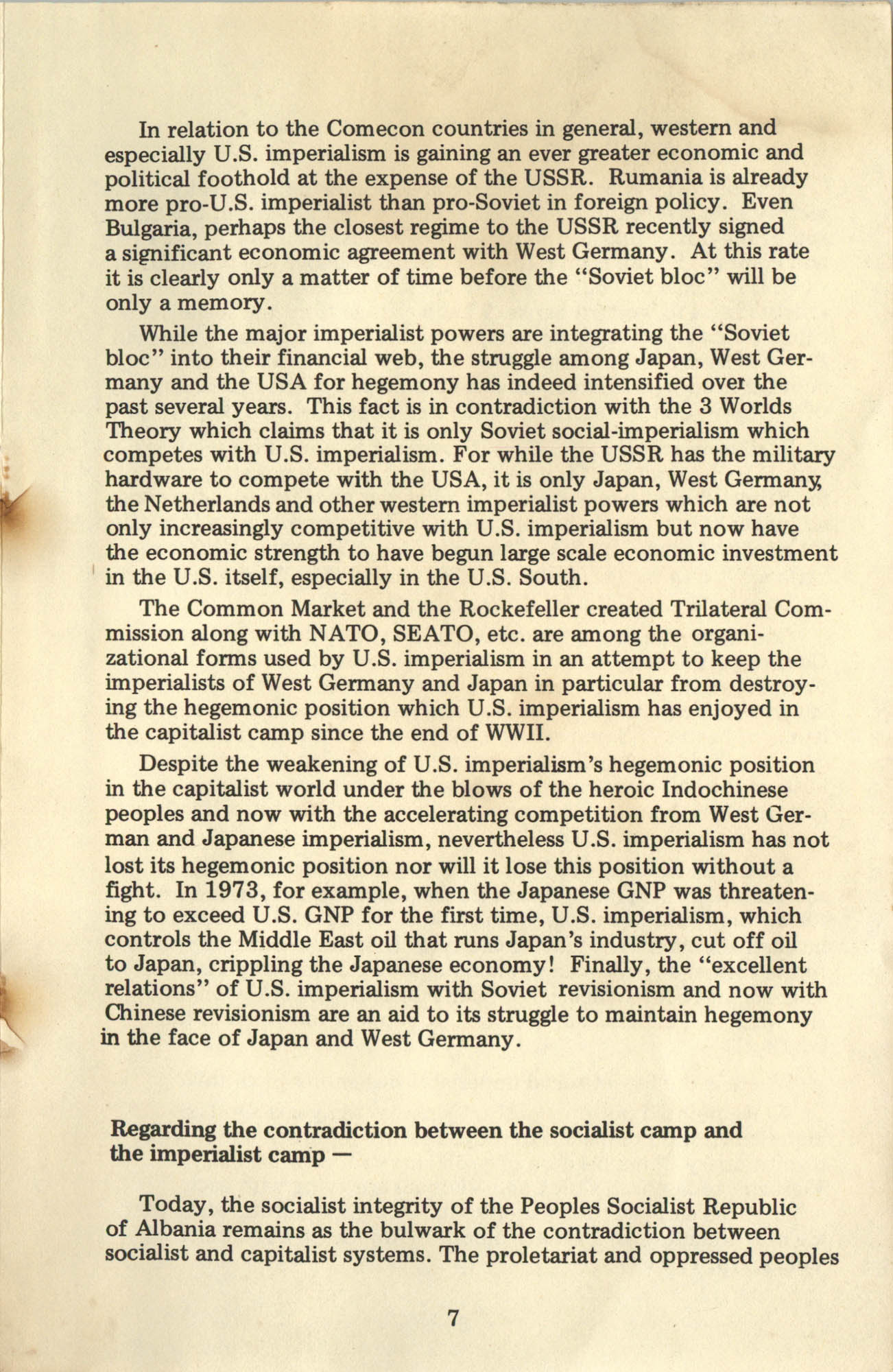 Ray O. Light Newsletter, Volume 1, Number 2, Page 7