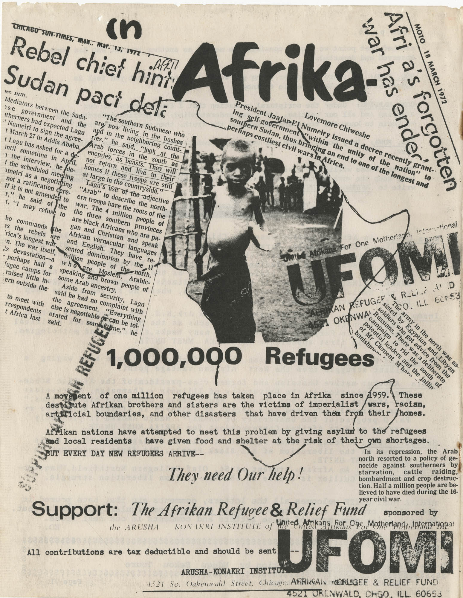 Afrika Must Unite, Vol. 1, No. 4, Page 32