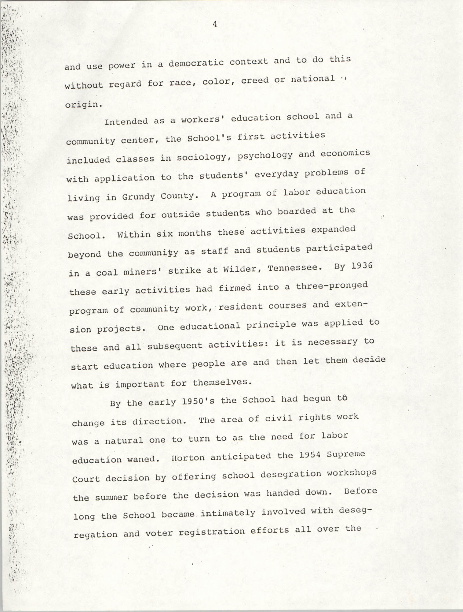 Dissertation Proposal, Page 4