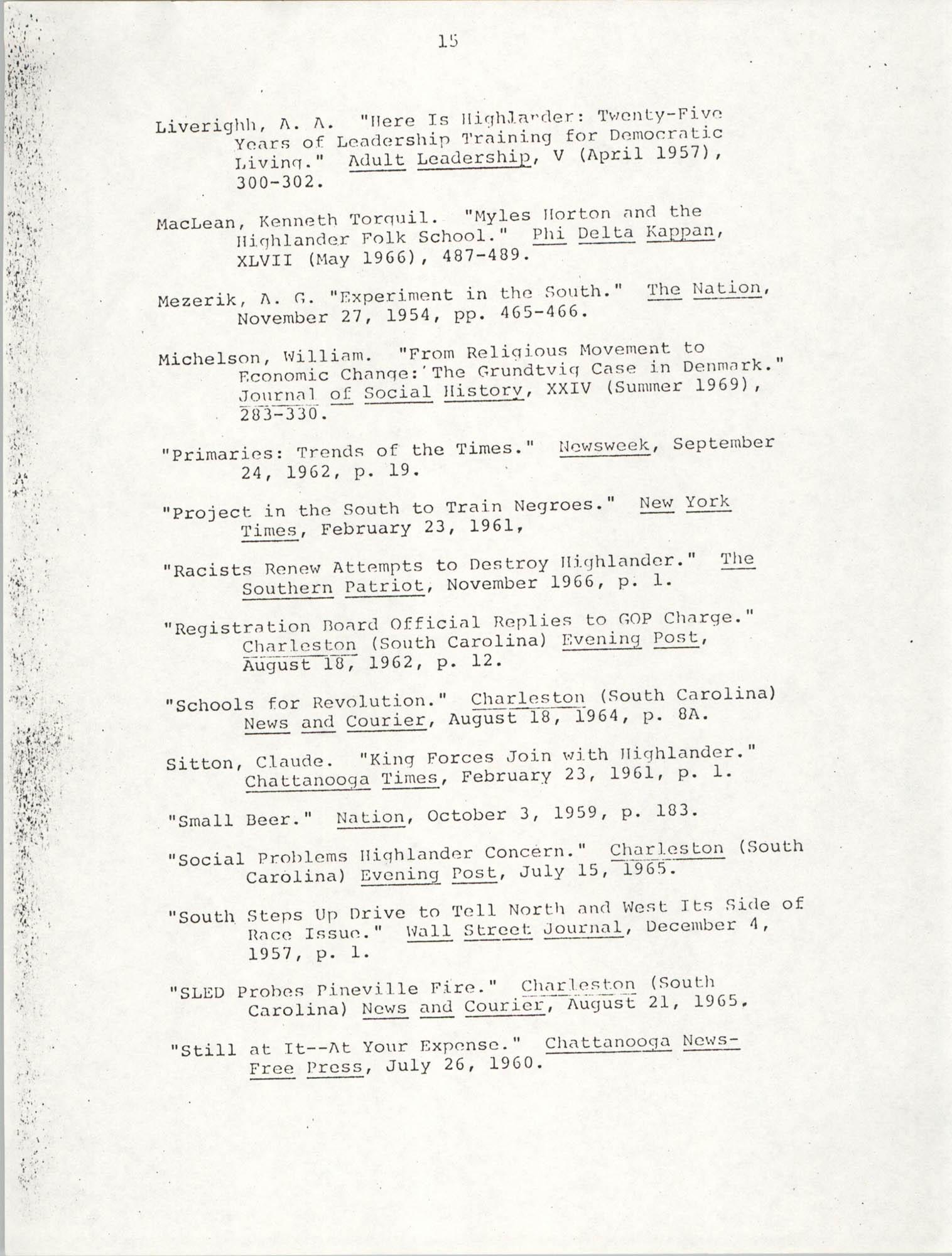 Dissertation Proposal, Page 15