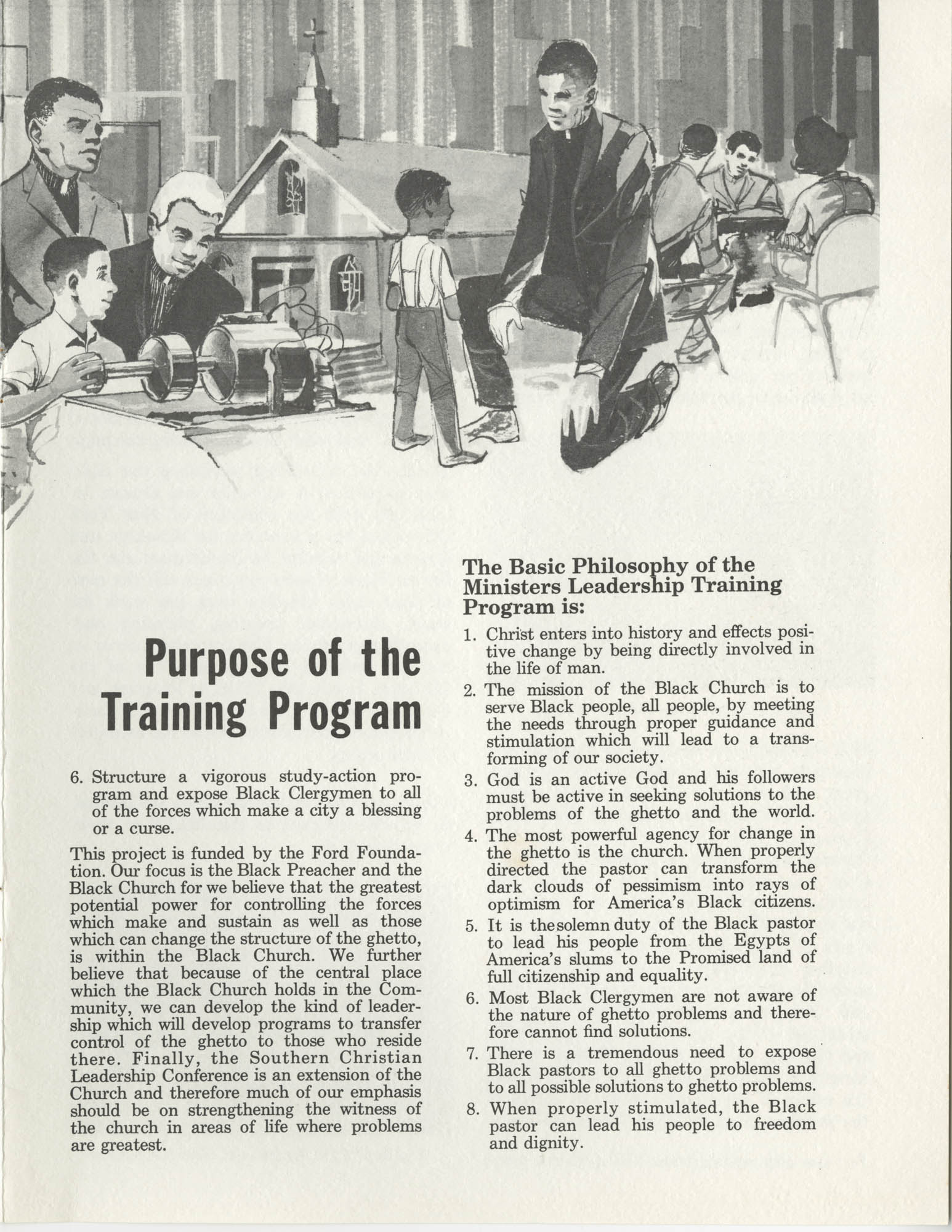 Ministers Leadership Training Program, Page 2
