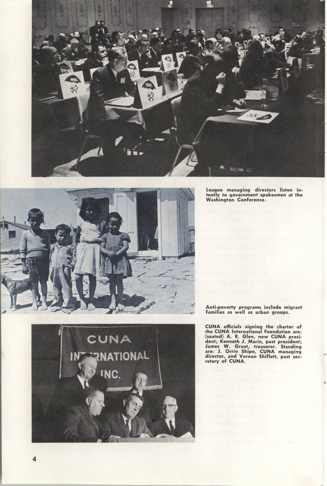 International Credit Union Yearbook, Page 4