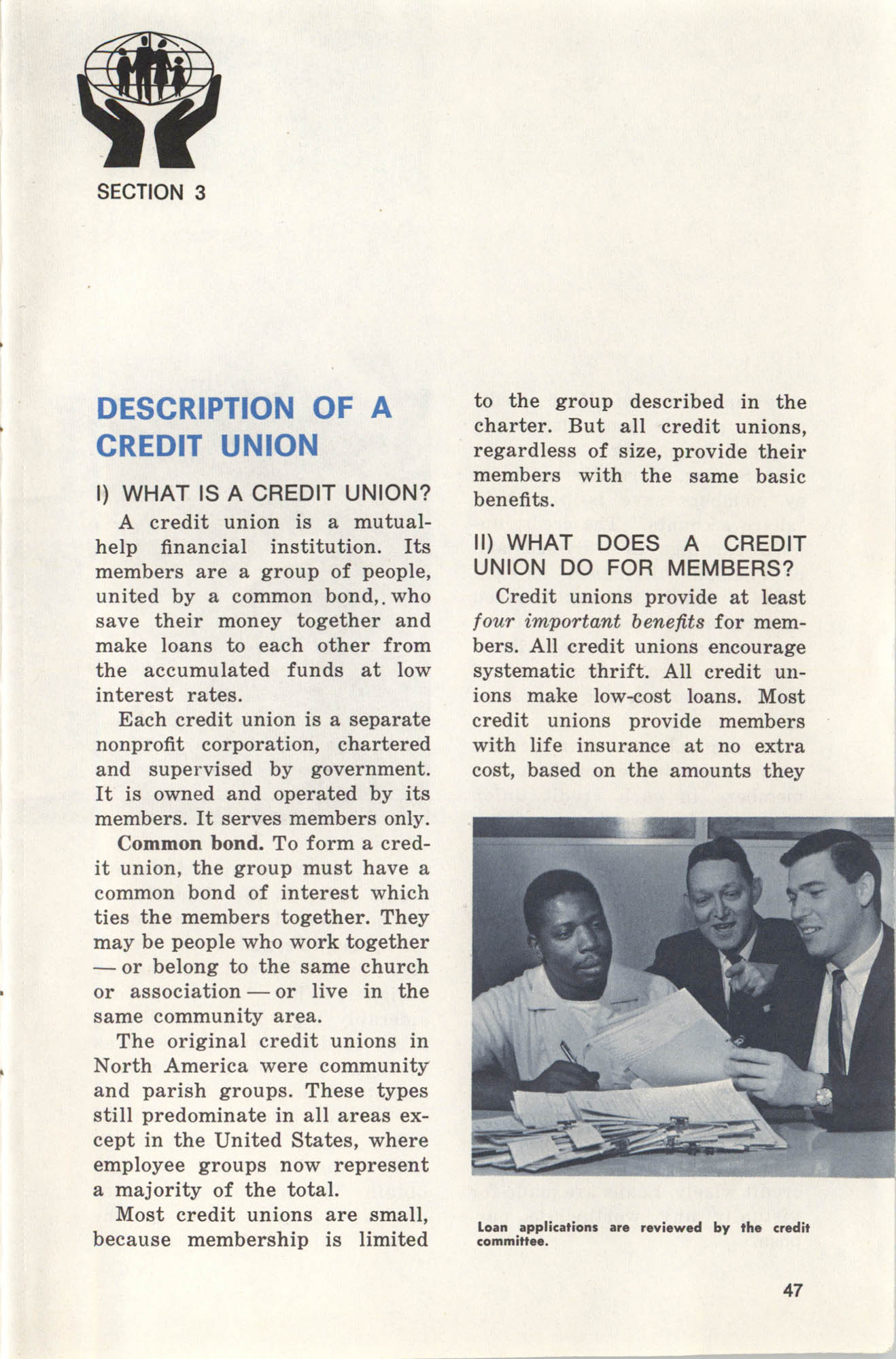 International Credit Union Yearbook, Page 47