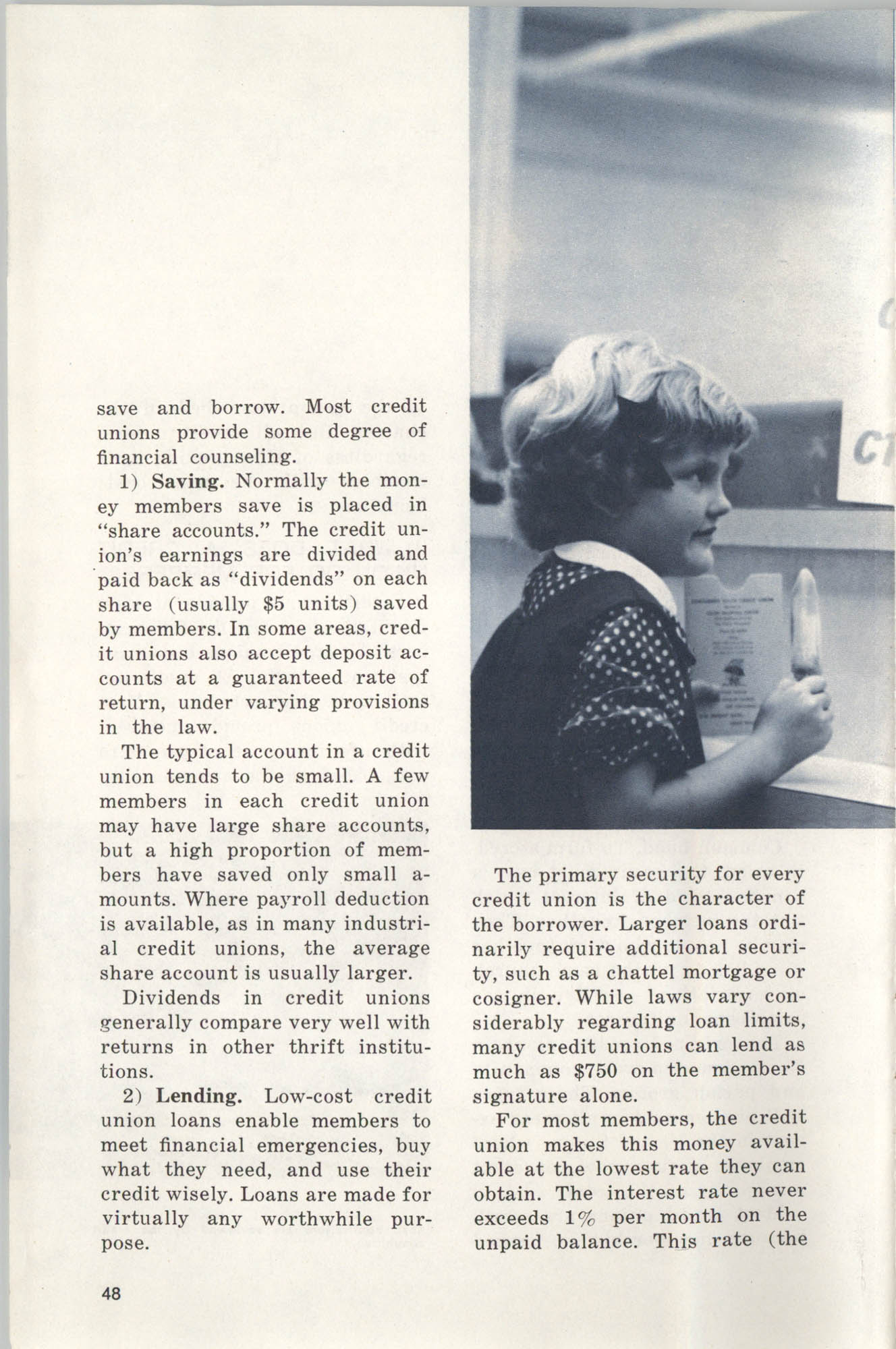 International Credit Union Yearbook, Page 48