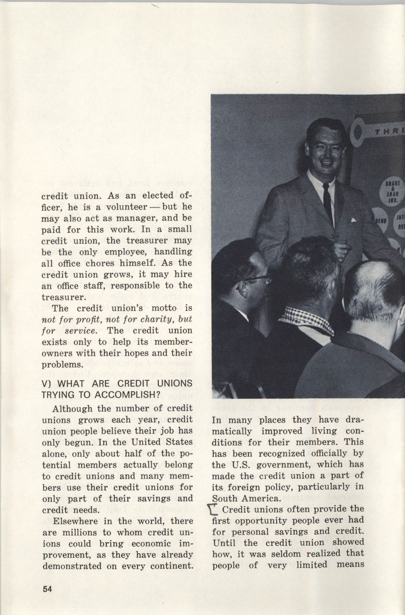 International Credit Union Yearbook, Page 54