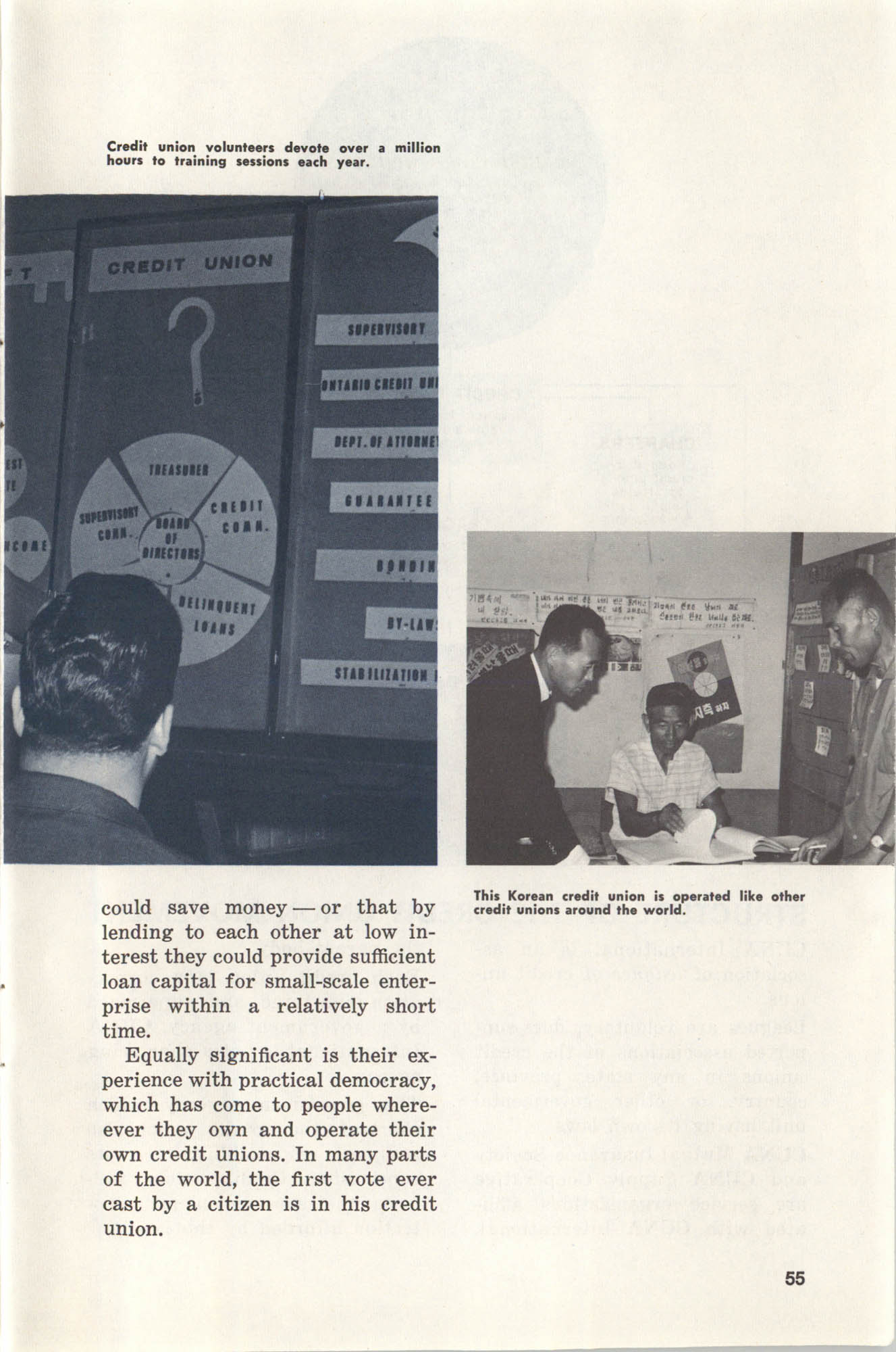 International Credit Union Yearbook, Page 55