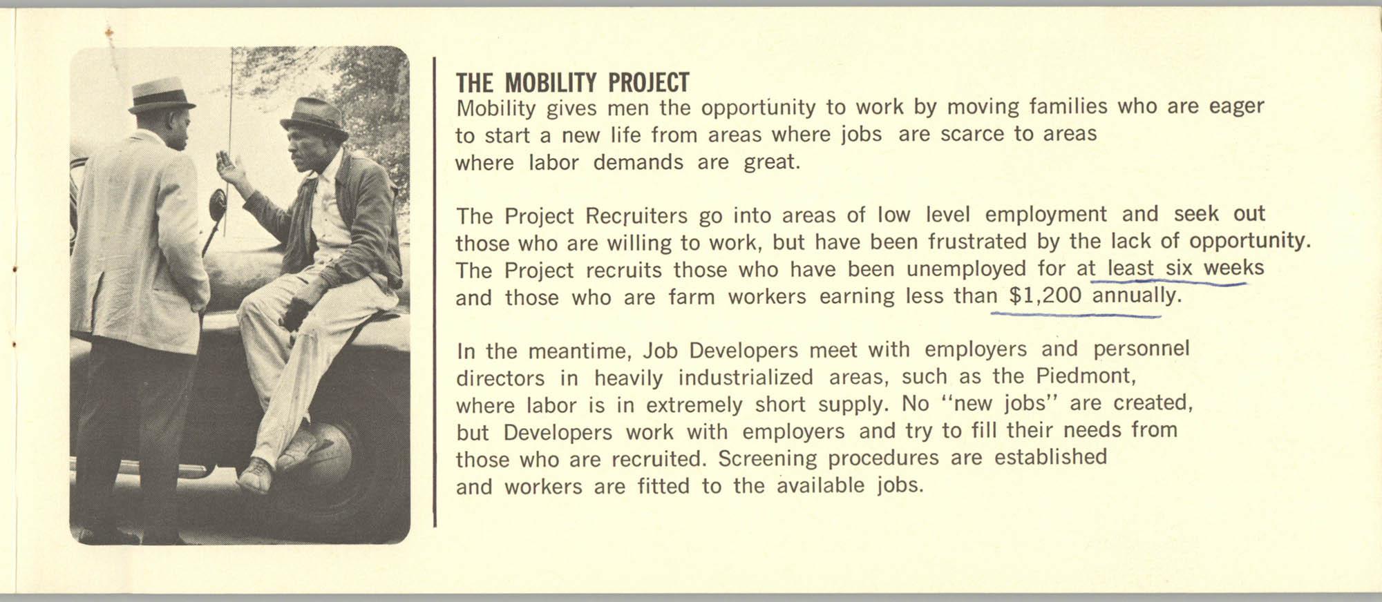 The Mobility Project, Page 2