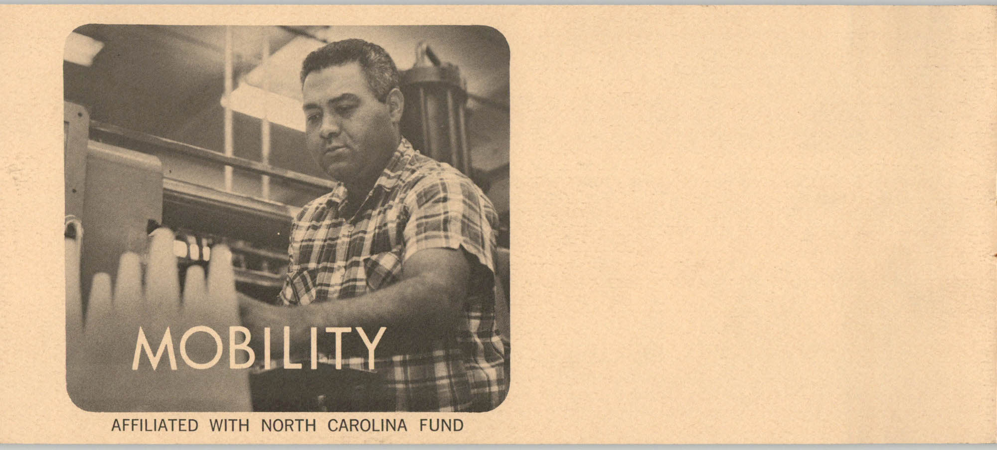 The Mobility Project, Back Cover