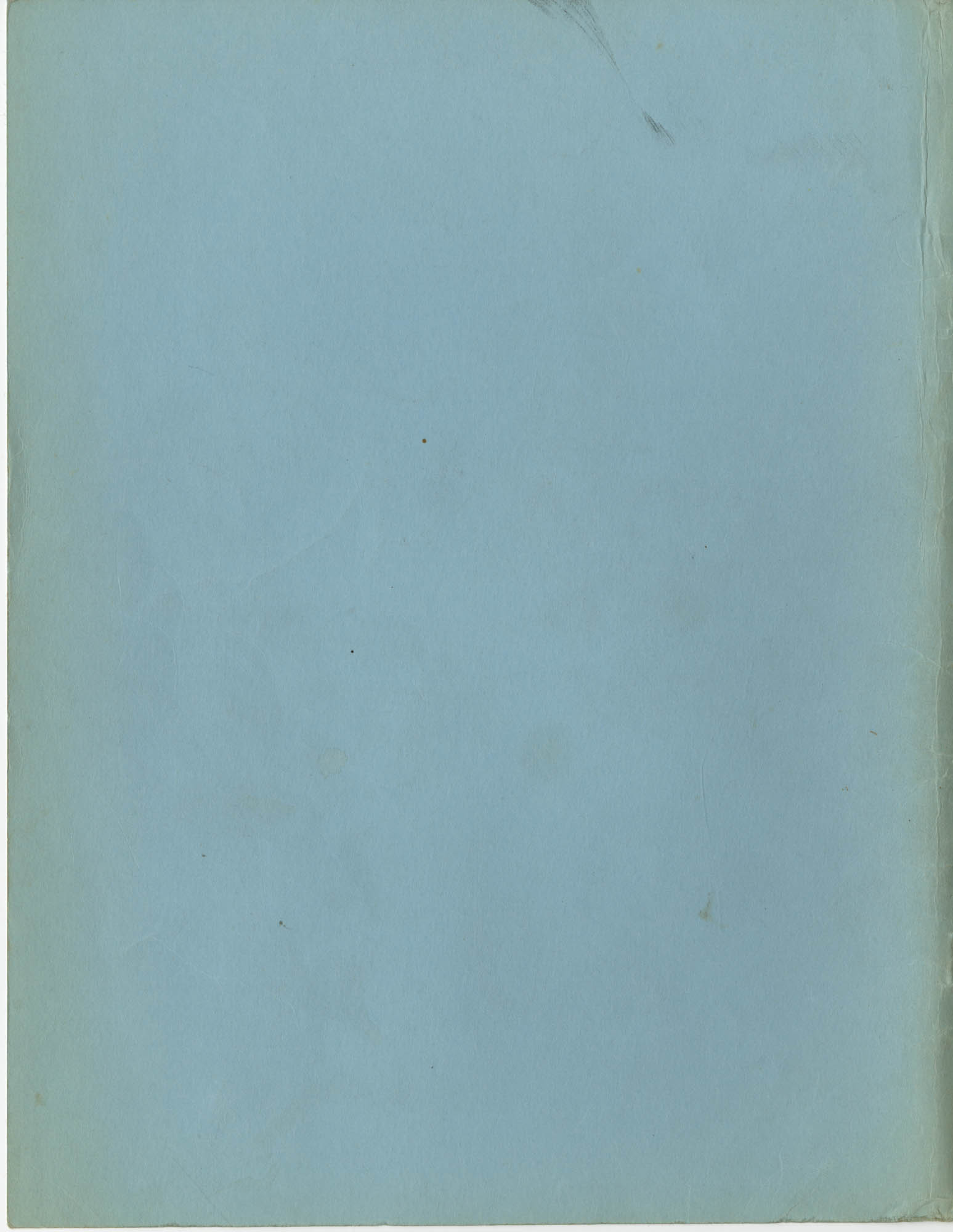 The C.A.T.ALYST, Back Cover Exterior
