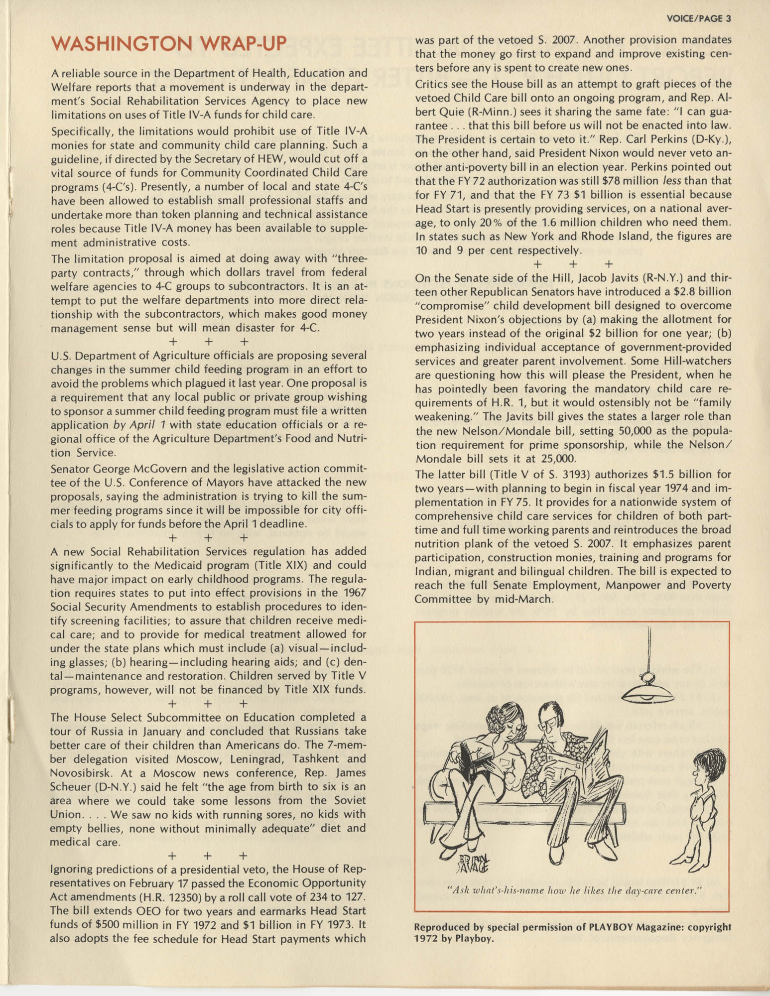 Voice For Children, Volume 5, Number 3, Page 3