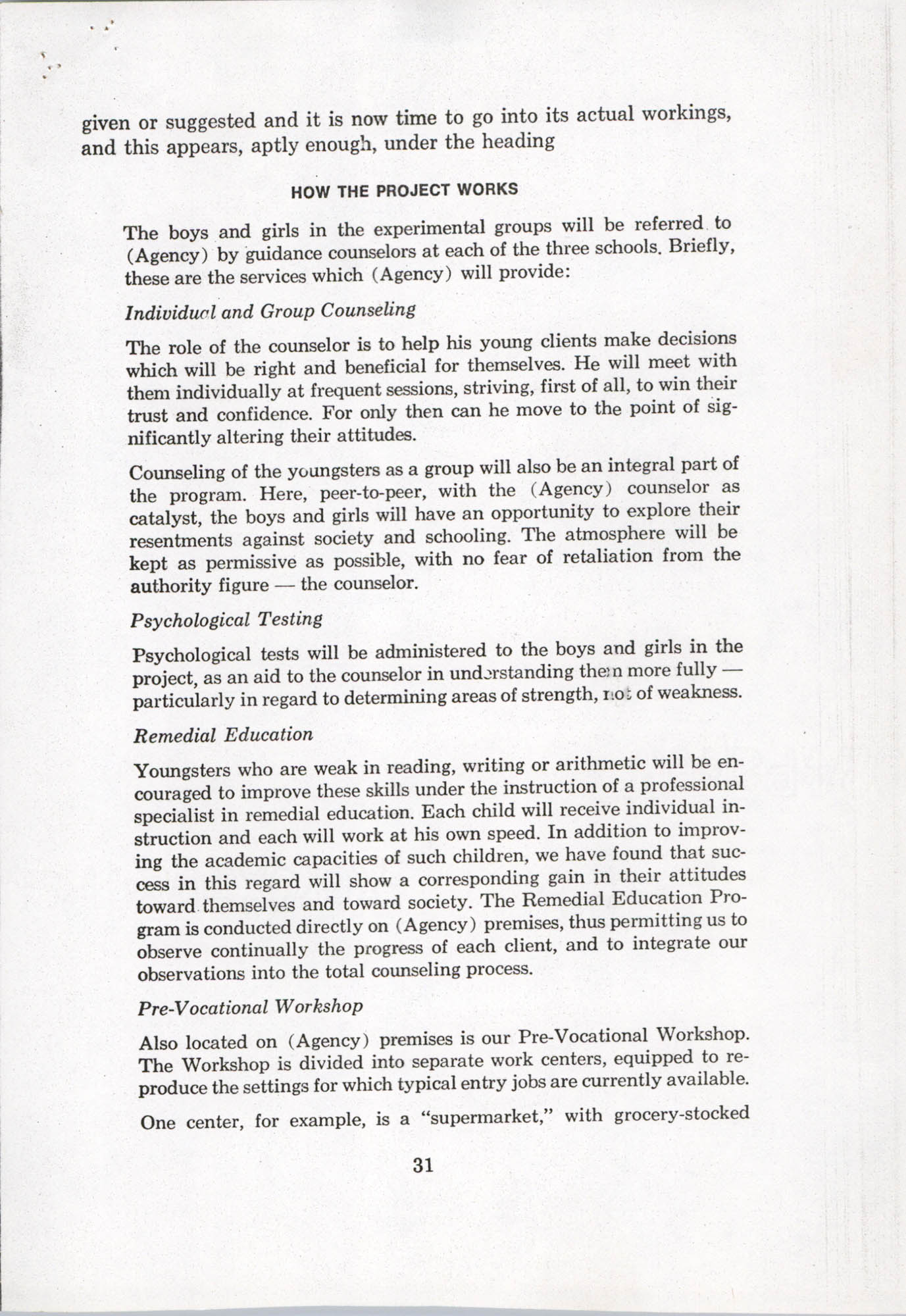 How To Write Successful Foundation Presentations, Page 31